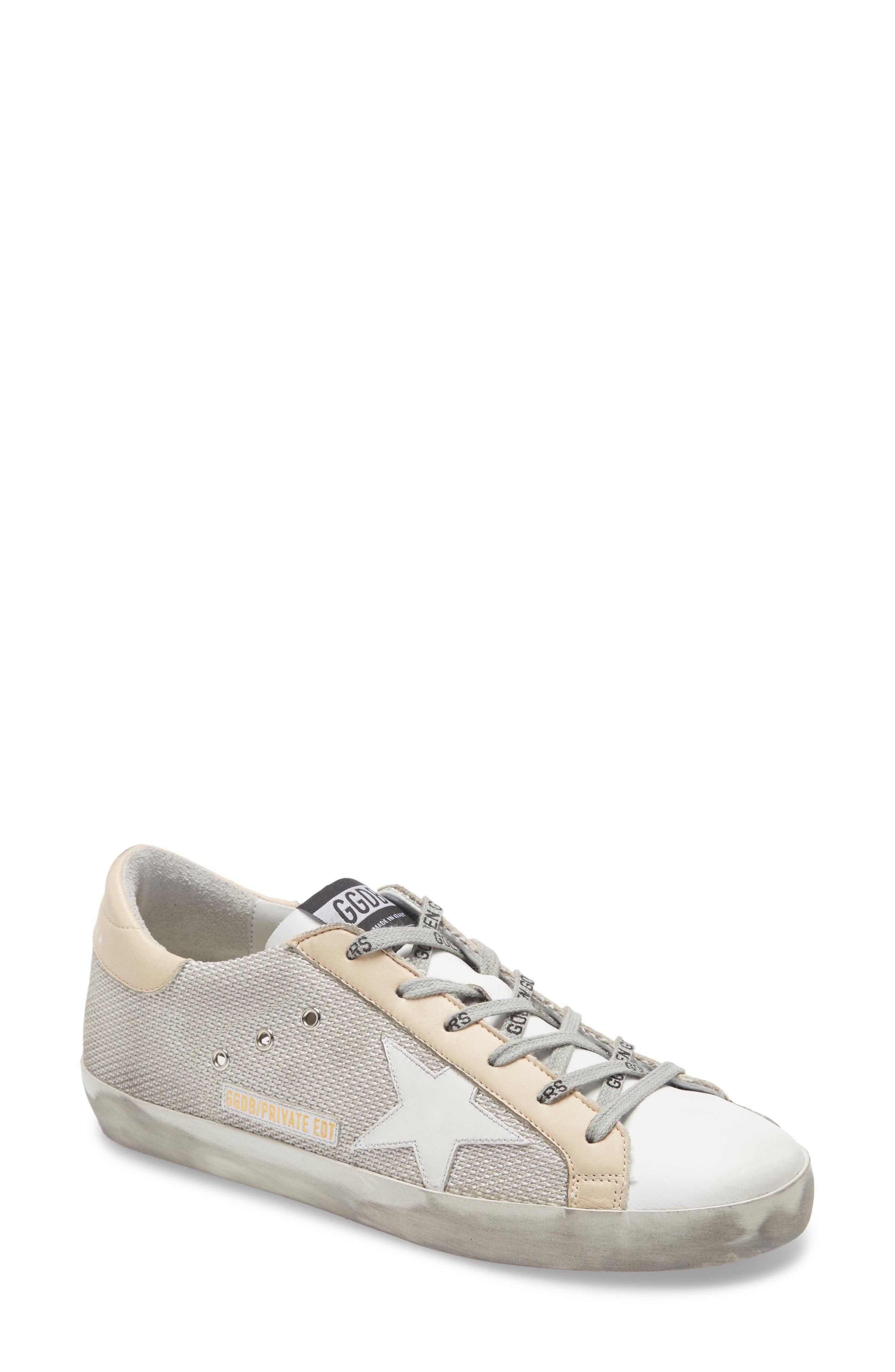 Women's White Golden Goose Shoes