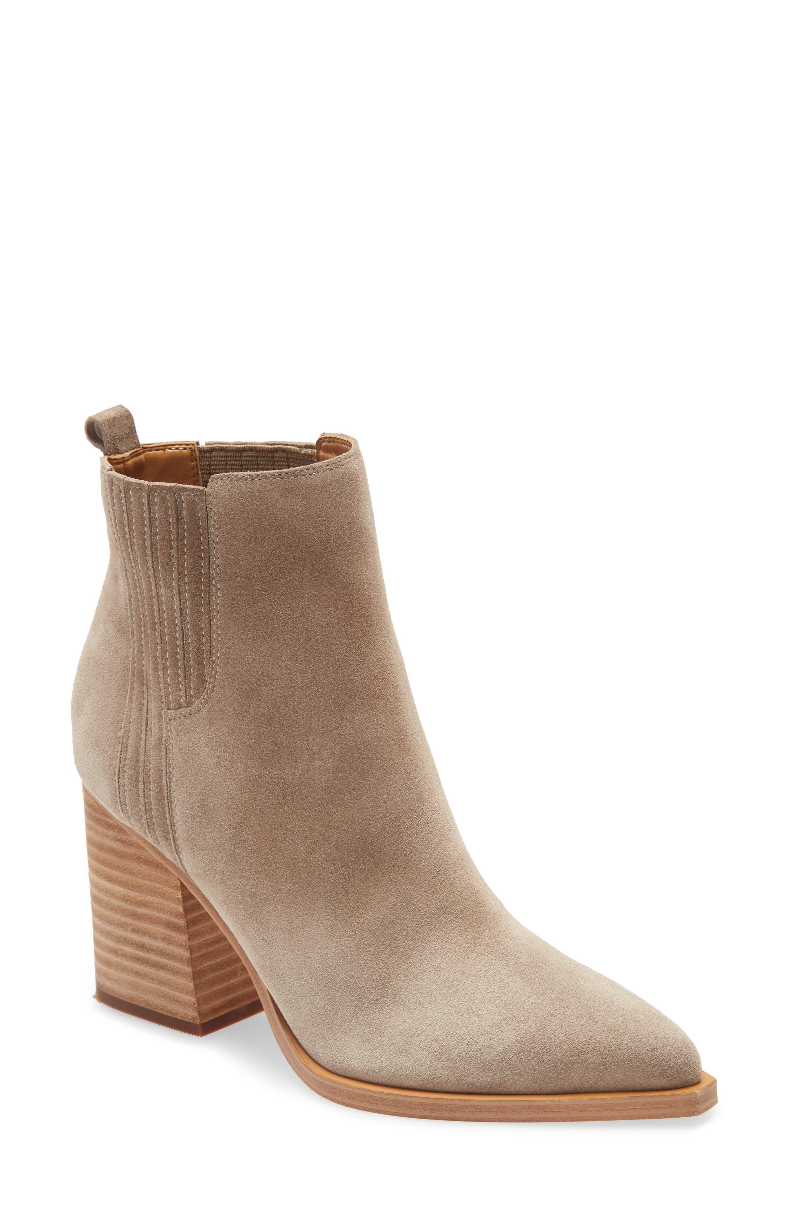 Women's Beige Booties \u0026 Ankle Boots