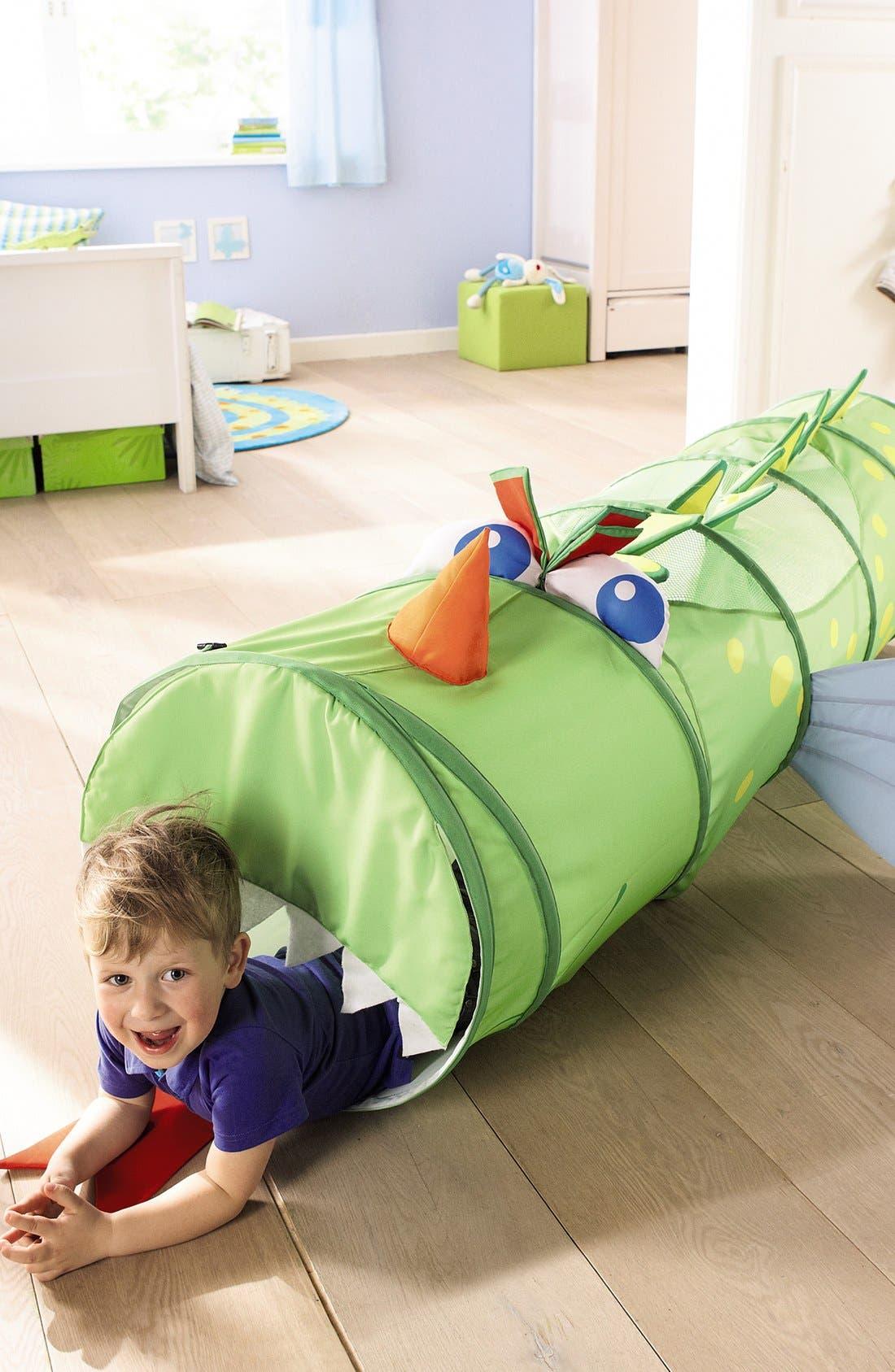 'Croco Kuno' Dragon Crawling Tunnel,                             Alternate thumbnail 2, color,                             Green