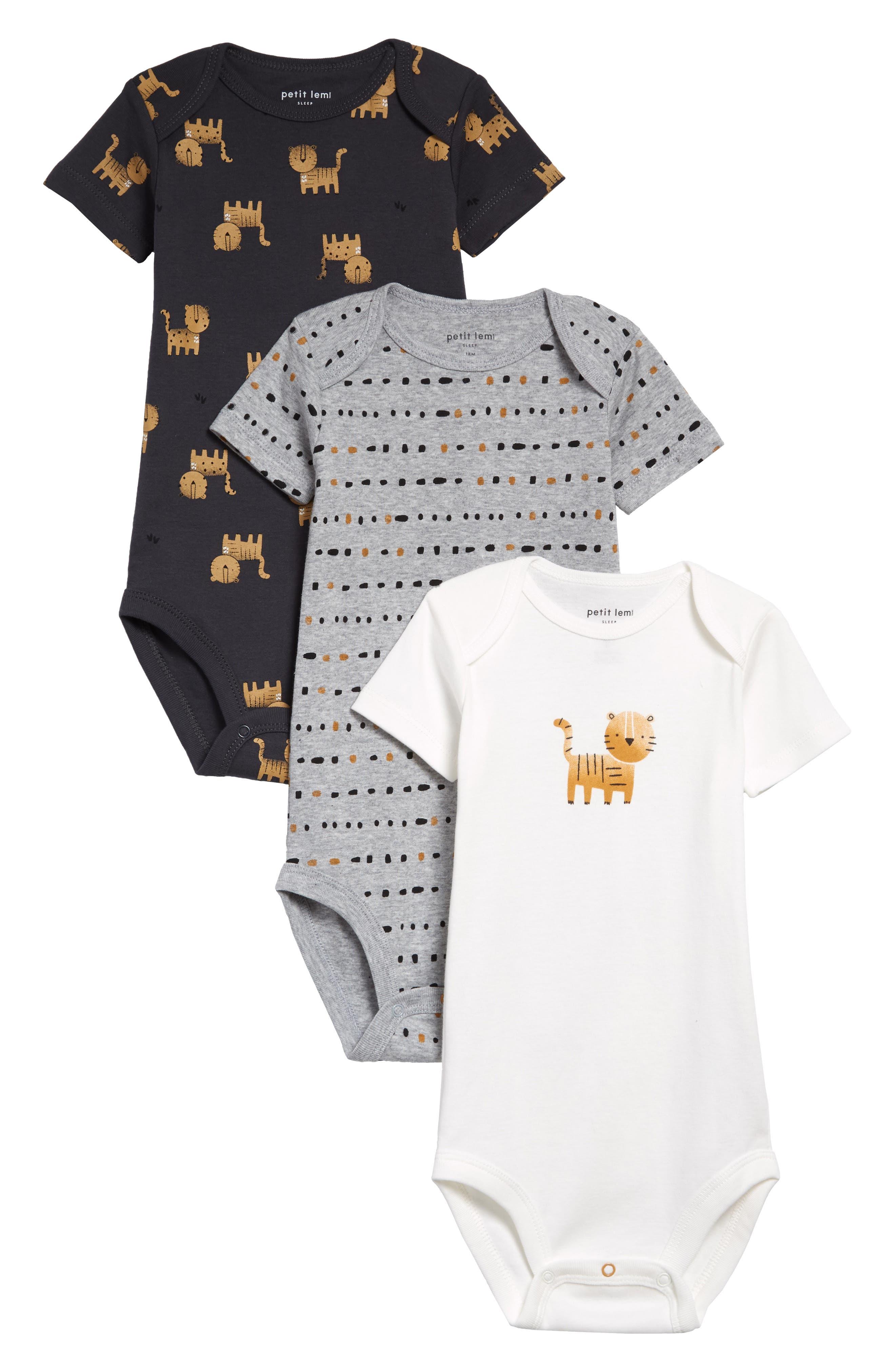 Dream New Parents Top Baby Bodysuit