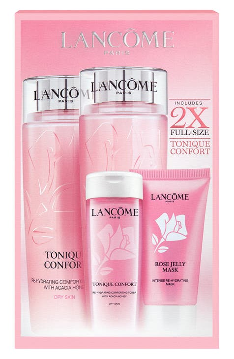 랑콤 토너 세트 Lancome Tonique Confort Rehydrating Toner Set