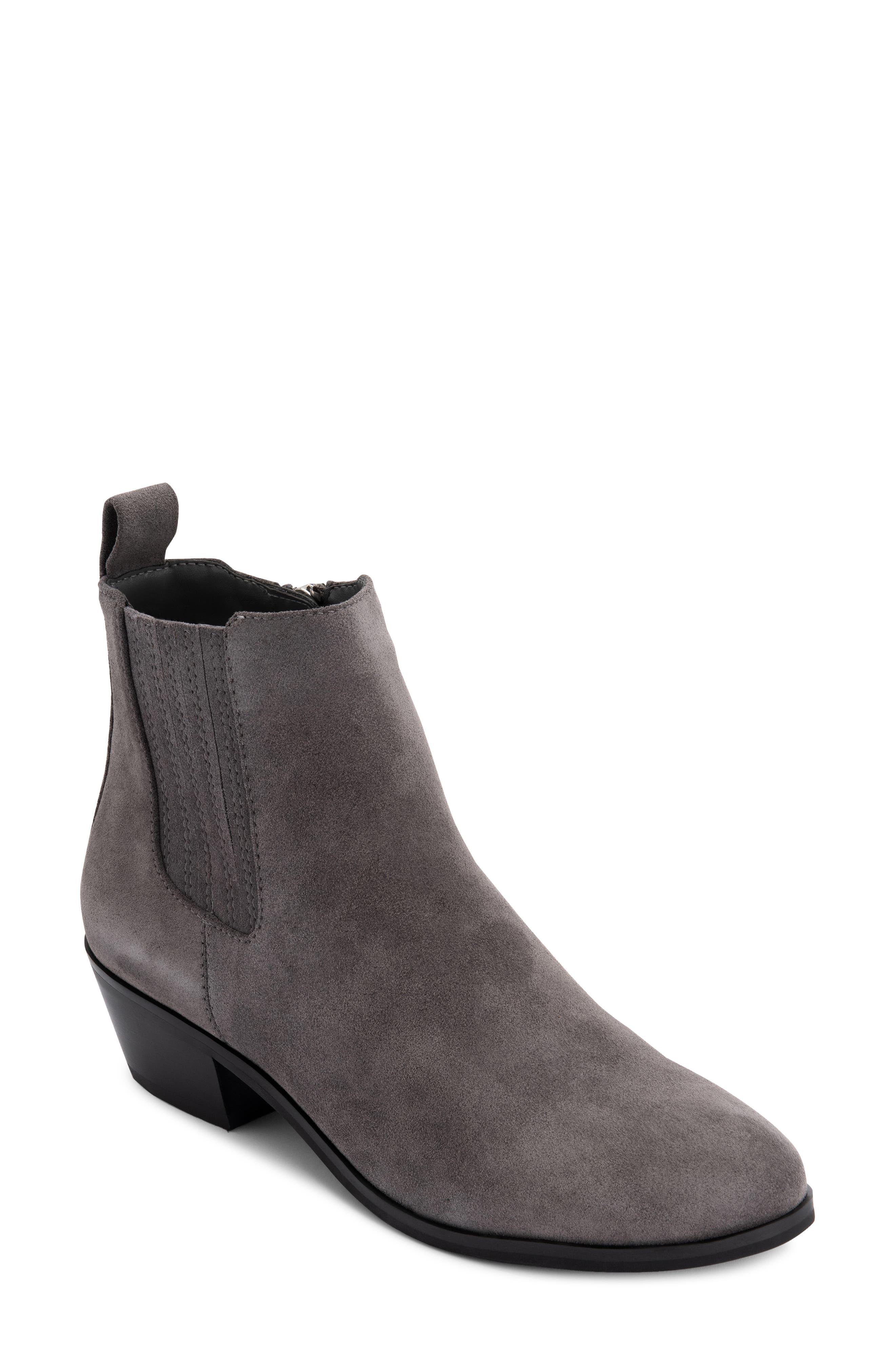 Women's Grey Booties \u0026 Ankle Boots