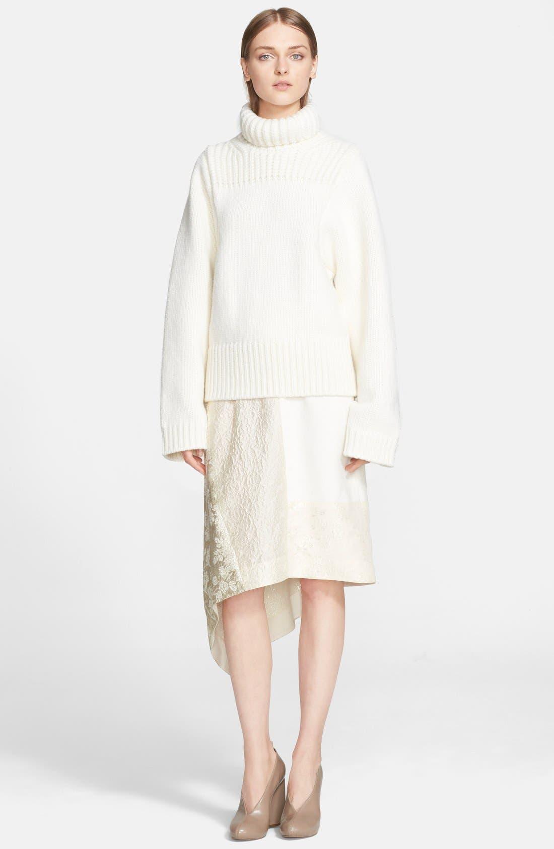 Alternate Image 4  - Stella McCartney Asymmetrical Skirt