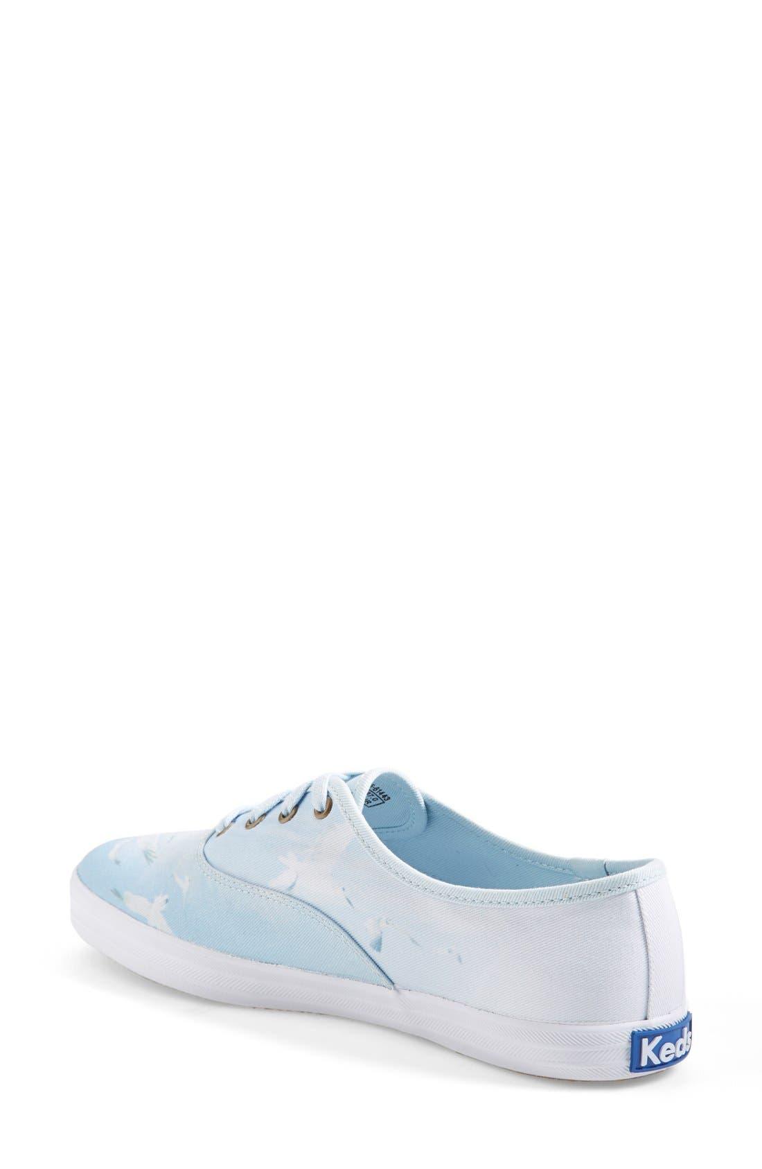 Alternate Image 2  - Keds® Taylor Swift 'Champion -1989' Sneaker (Women)