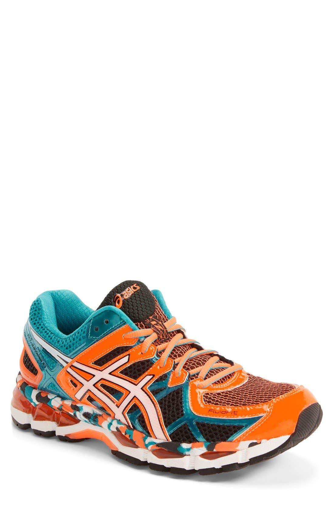 main image asics® gel kayano® 21 running shoe (men