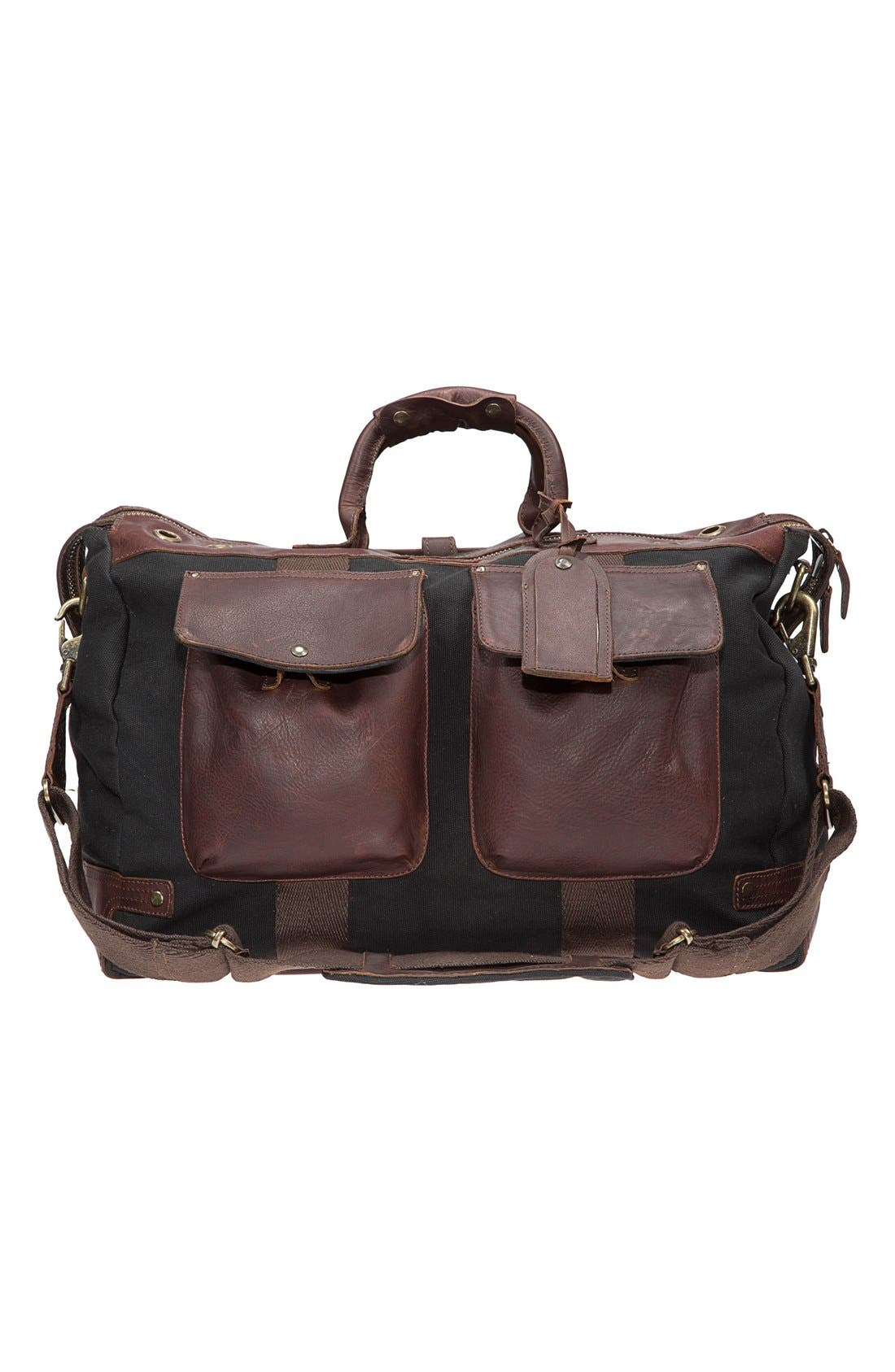 Main Image - Will Leather Goods Traveler Duffel Bag