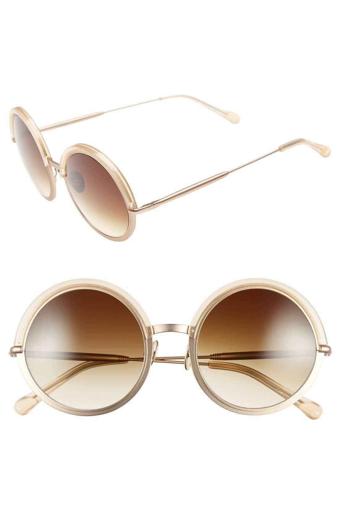 Alternate Image 1 Selected - Steven Alan 'Halsey' 50mm Retro Sunglasses