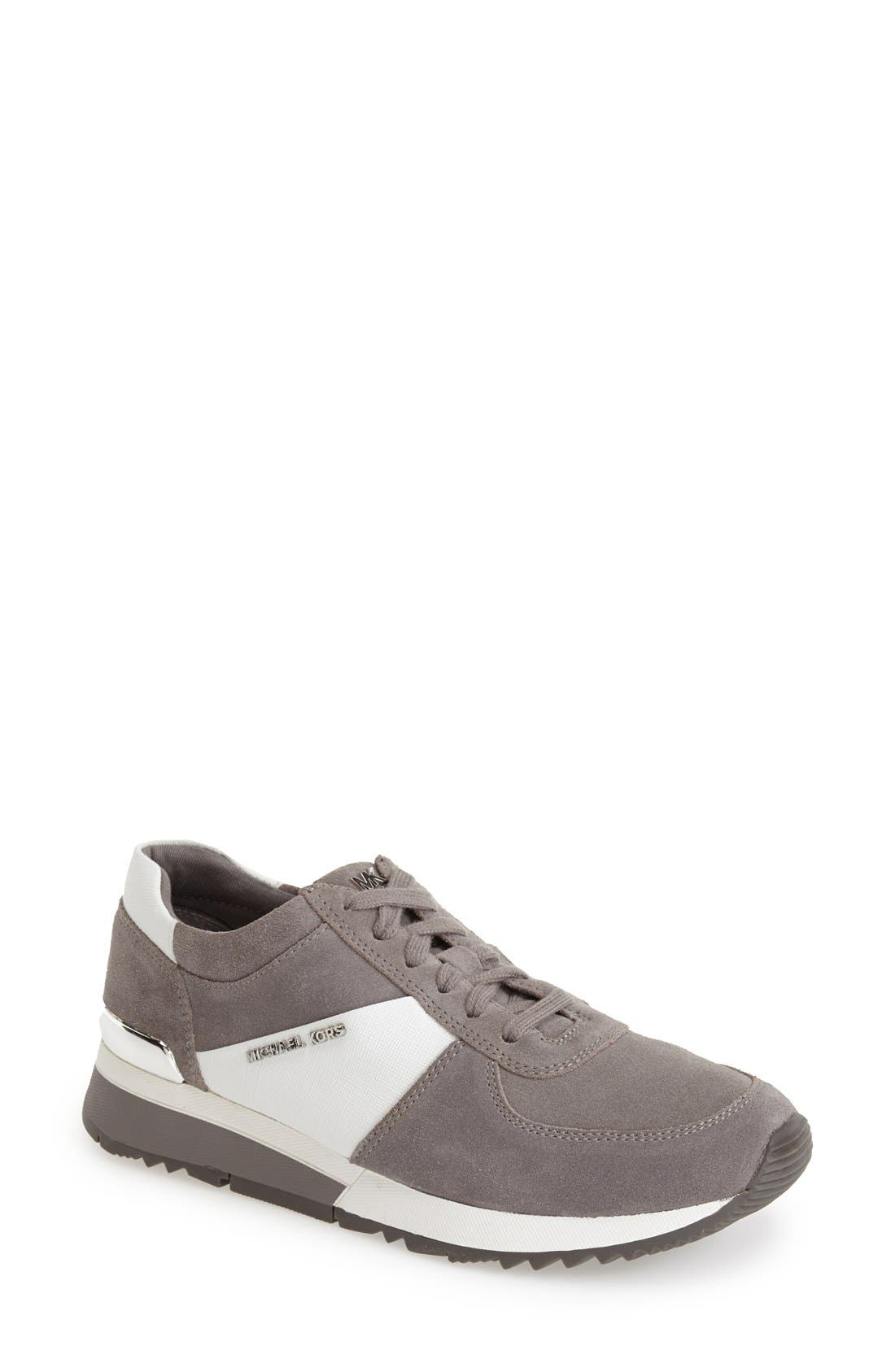 Alternate Image 1 Selected - MICHAEL Michael Kors 'Allie' Sneaker (Women)