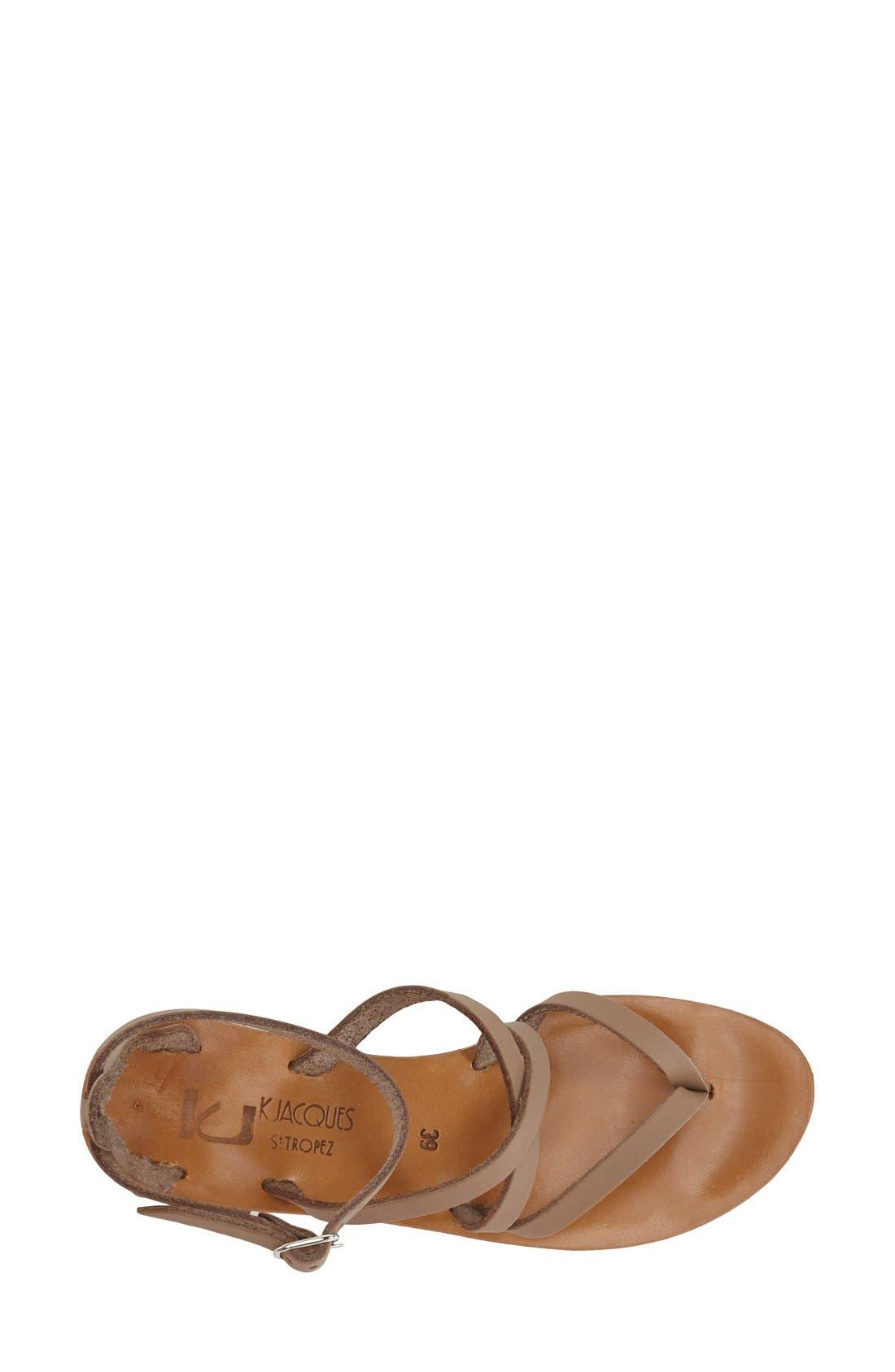 Alternate Image 3  - K.Jacques St. Tropez 'Cunegonde' Wedge Sandal (Women)