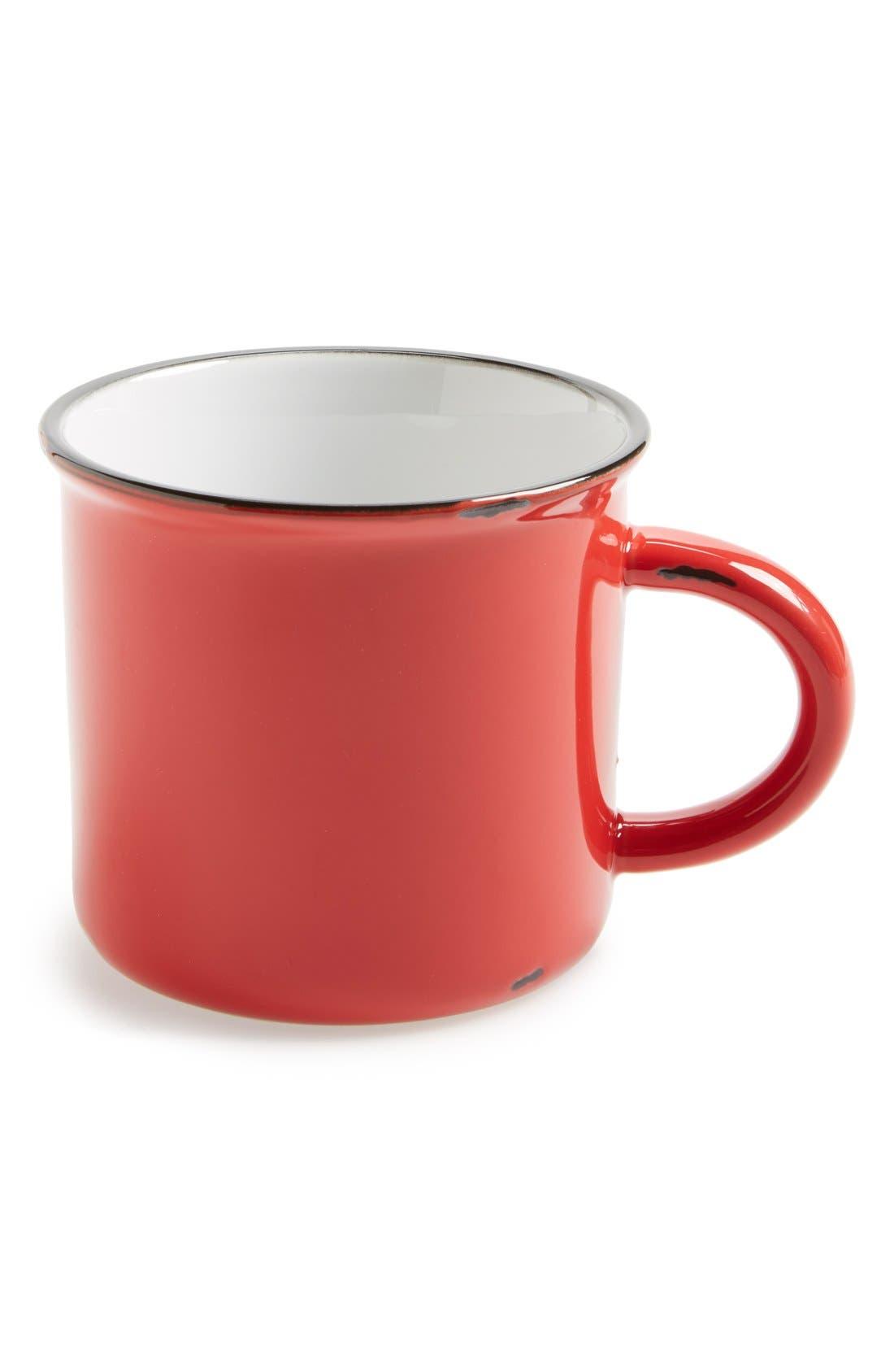 Alternate Image 1 Selected - canvas home Stoneware Mug