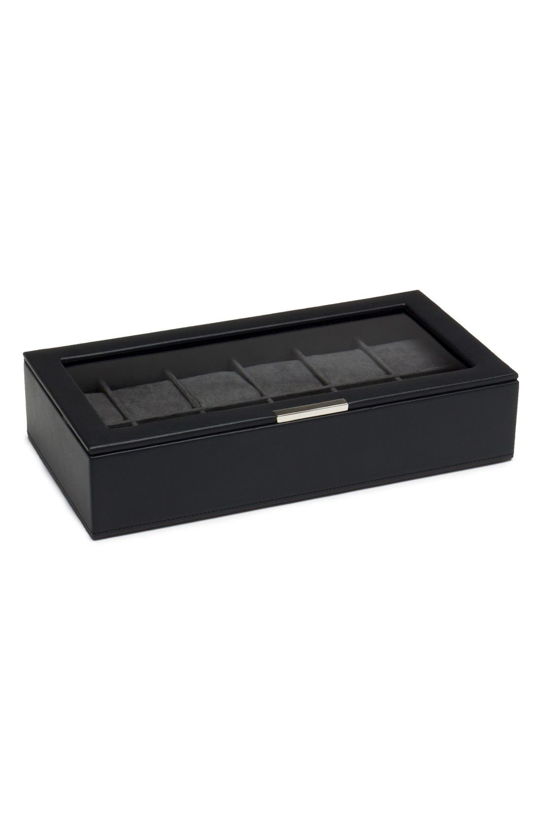 Alternate Image 1 Selected - Wolf Stackable Watch Case