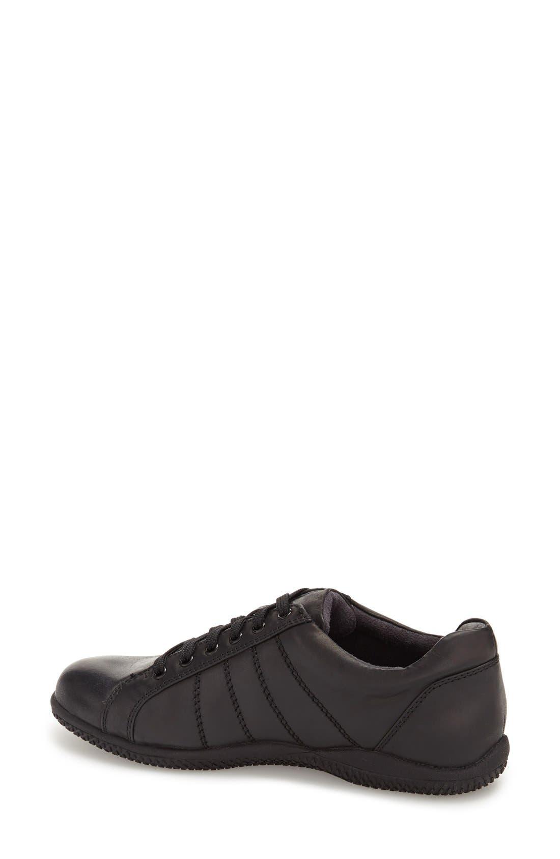 Alternate Image 4  - SoftWalk® 'Hickory' Sneaker (Women)