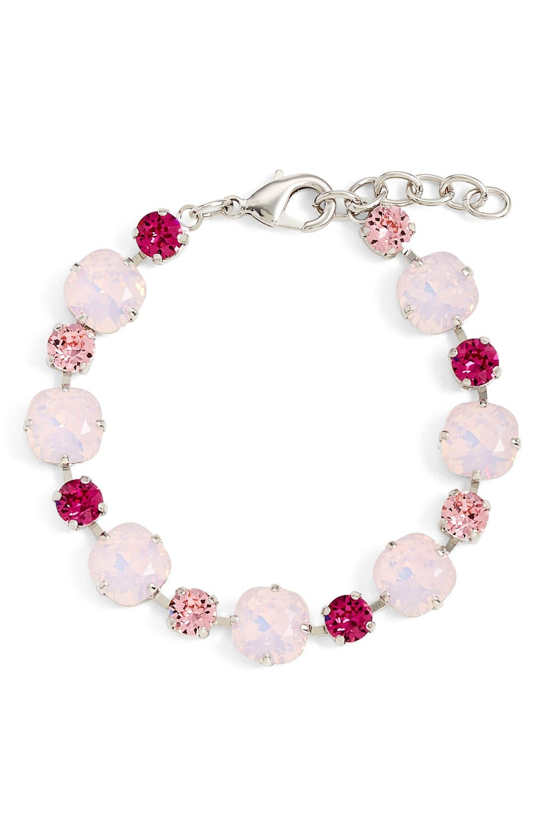 L. ERICKSON Audrey Multi Stone Bracelet