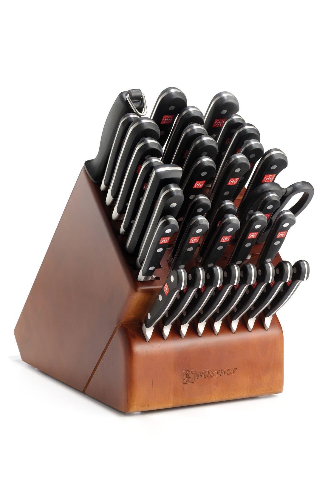 Wüsthof 'Classic' 36-Piece Knife Mega Block Set