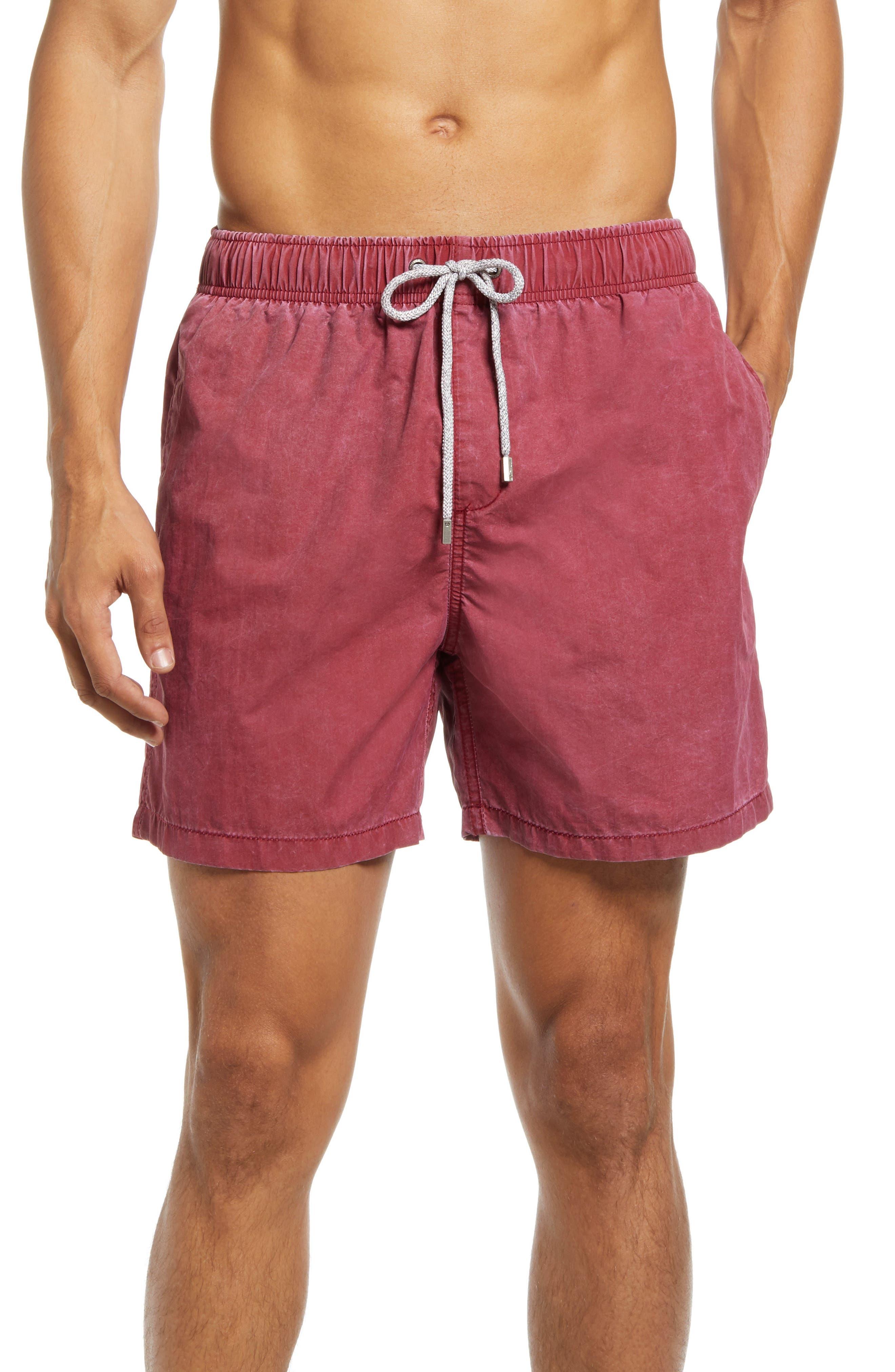 Vintage Men/'s Swimming Trunks Boy Shorts Bathing Suit Unisex Style Swim Shorts