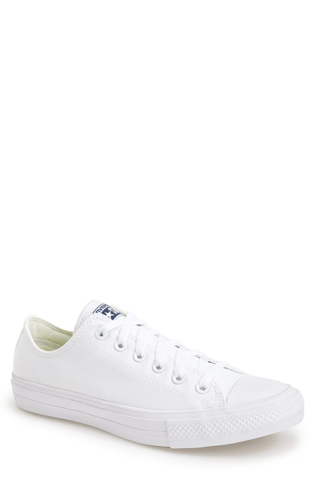 Alternate Image 1 Selected - Converse Chuck Taylor® All Star® II 'Ox' Canvas Sneaker (Men)