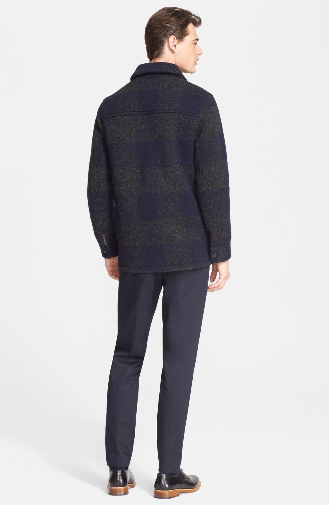 Alternate Image 6  - A.P.C. Pleated Cotton Pants