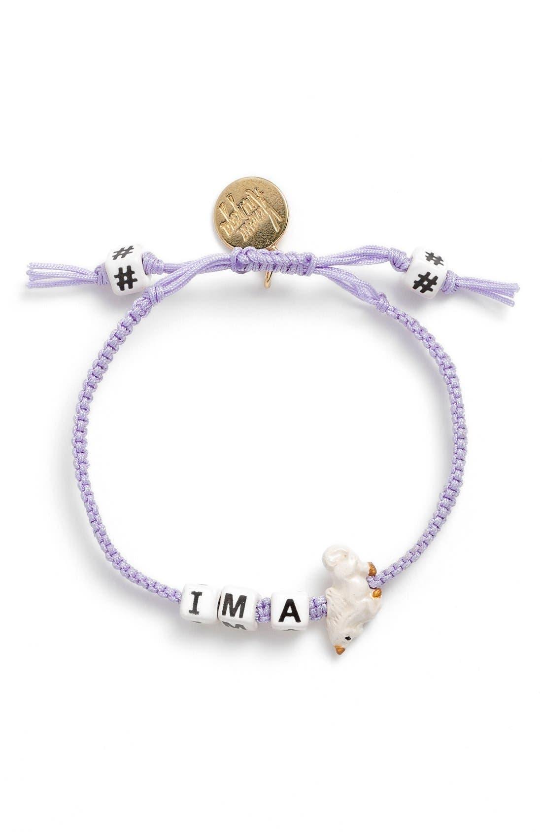 Alternate Image 1 Selected - Venessa Arizaga 'I'm a Unicorn' Bracelet