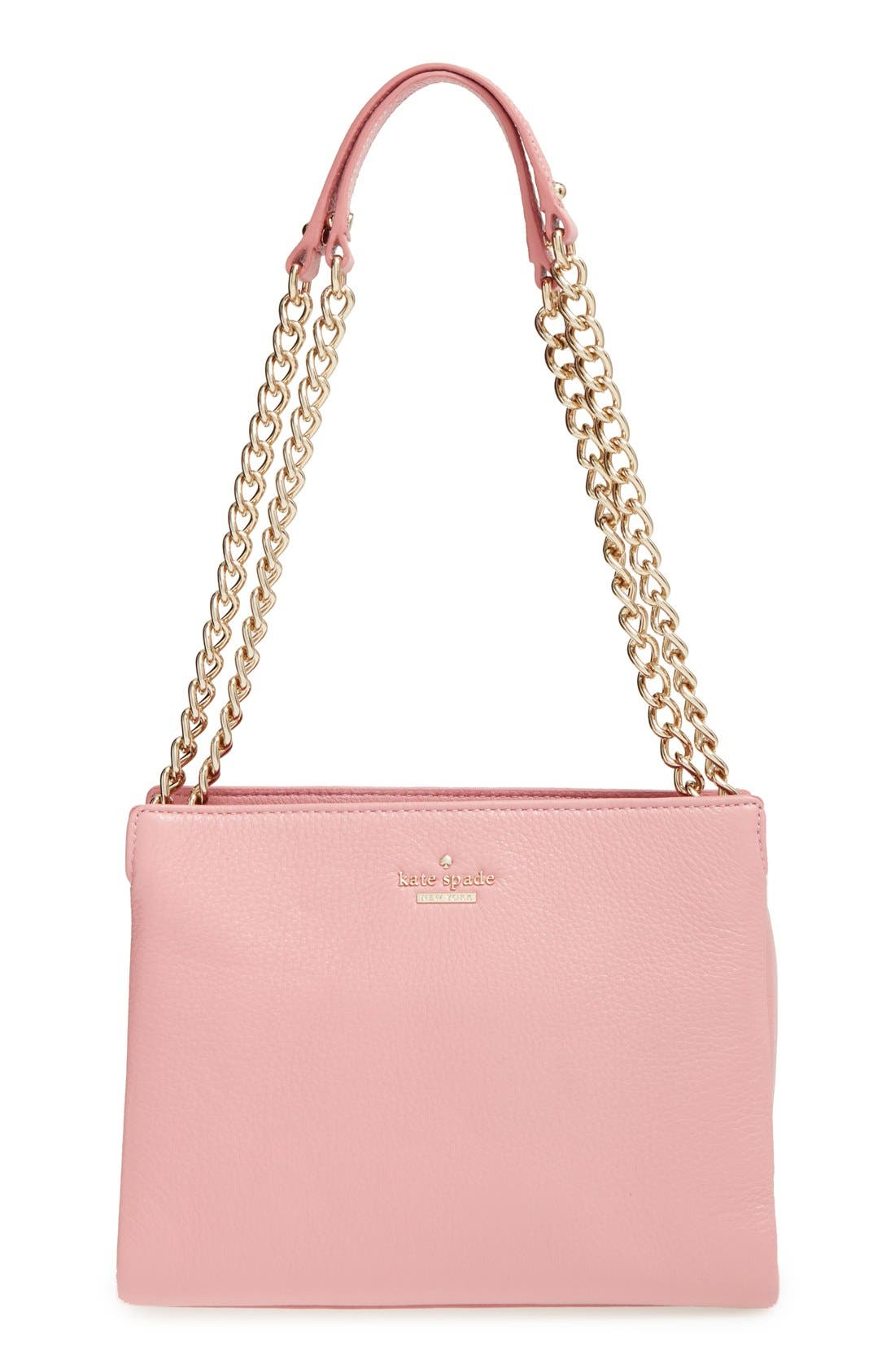 Main Image - kate spade new york emerson place mini convertible phoebe leather shoulder bag