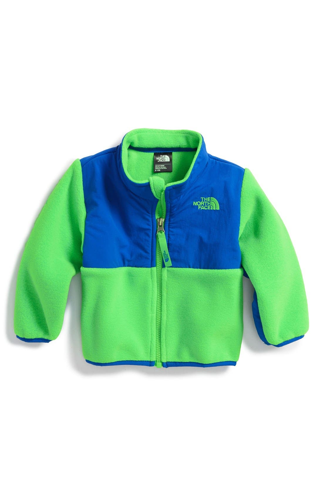 Alternate Image 1 Selected - The North Face 'Denali' Recycled Fleece Jacket (Baby Boys)