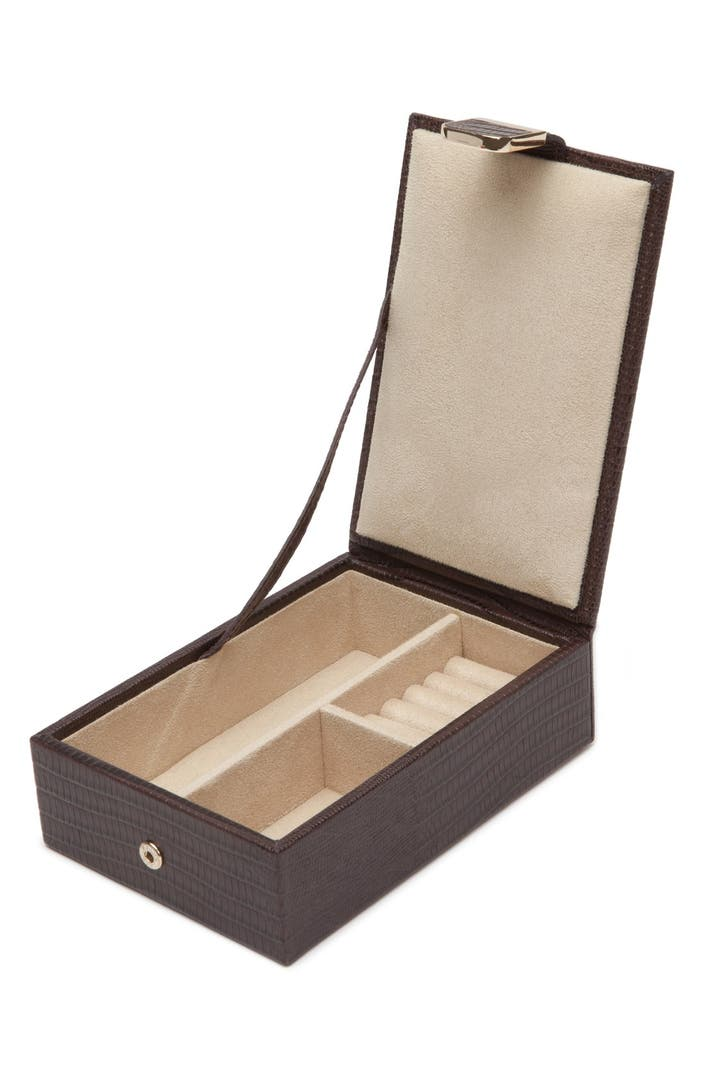 Wolf Palermo Travel Jewelry Box Nordstrom