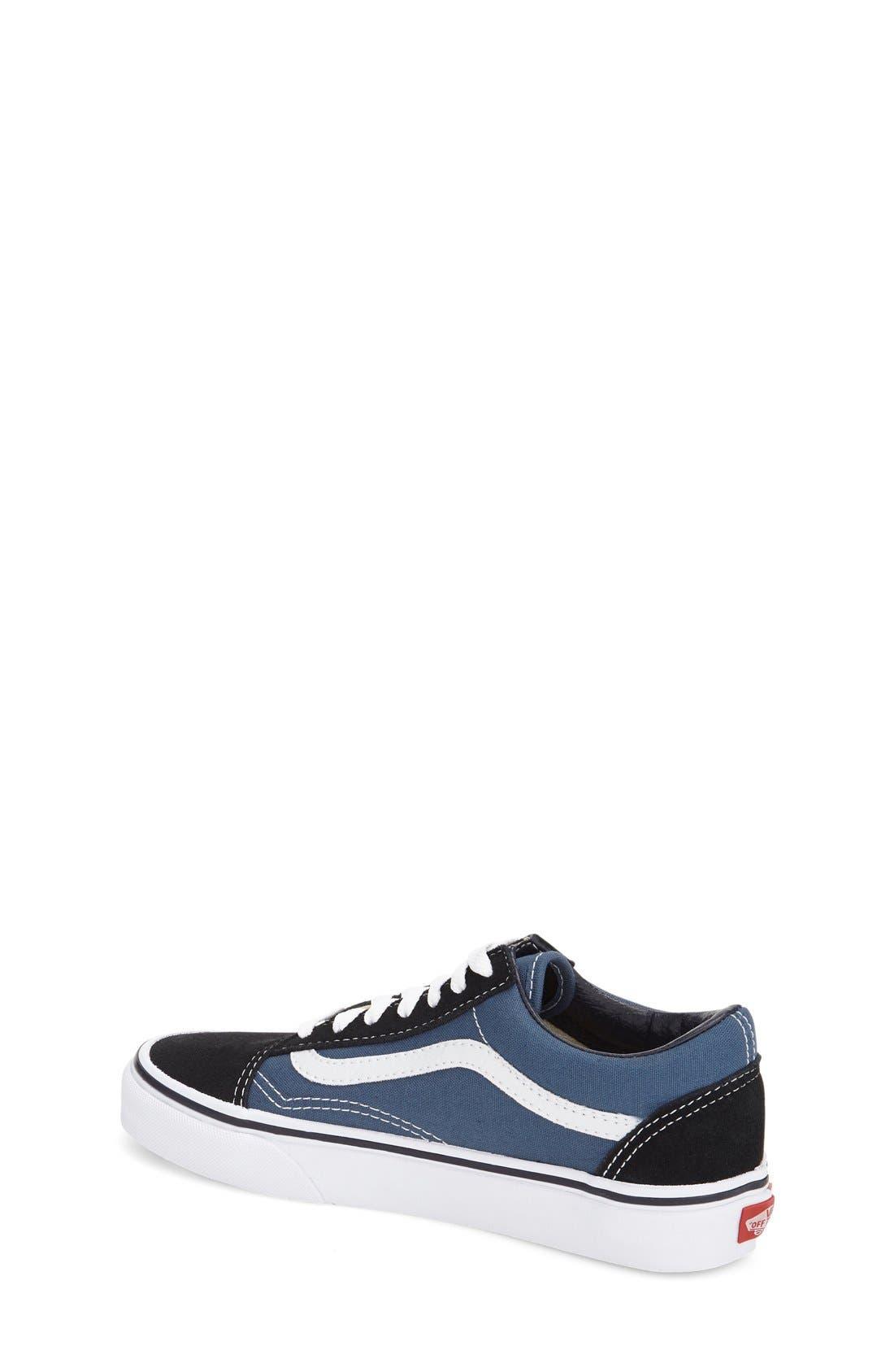 Alternate Image 2  - Vans 'Old Skool' Sneaker (Big Kid)