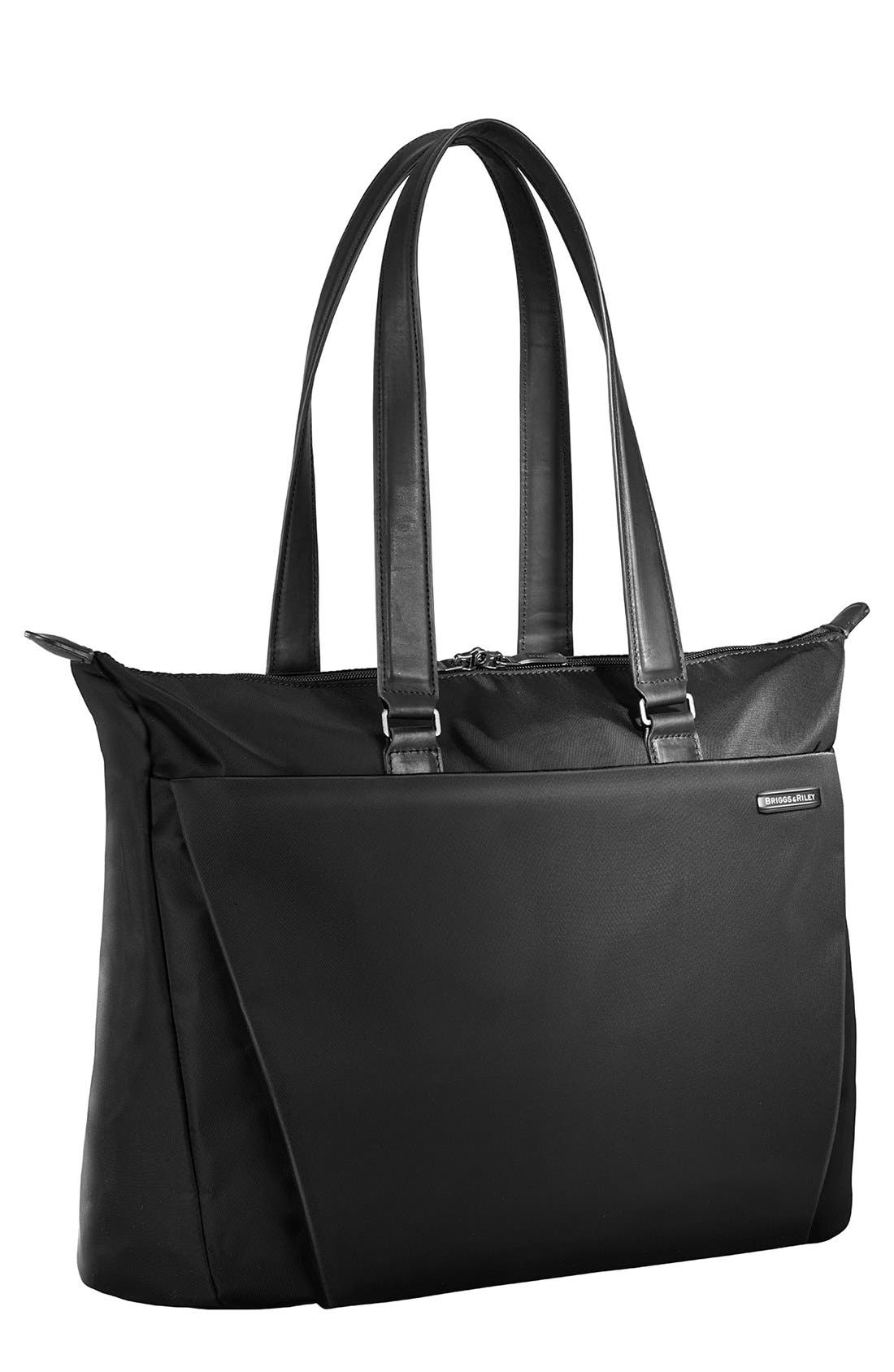Sympatico Tote,                         Main,                         color, Black