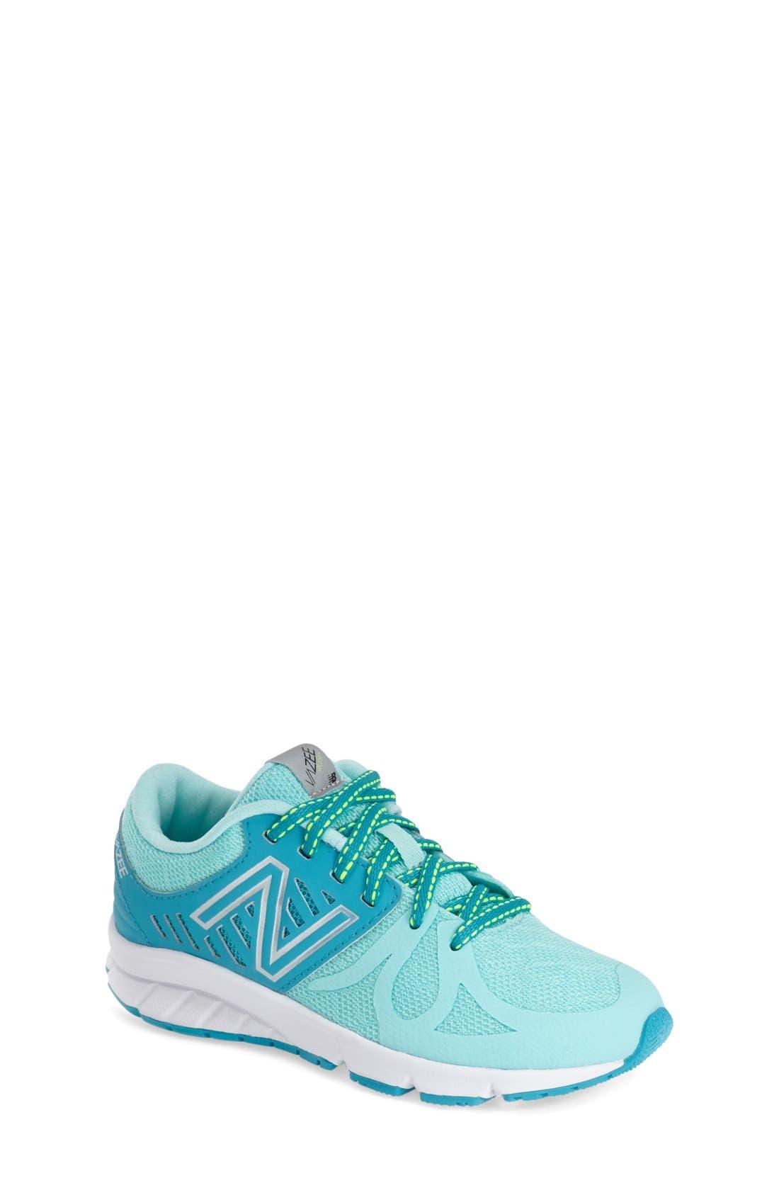 '200 Rush Vazee' Athletic Shoe,                         Main,                         color, Sea Glass