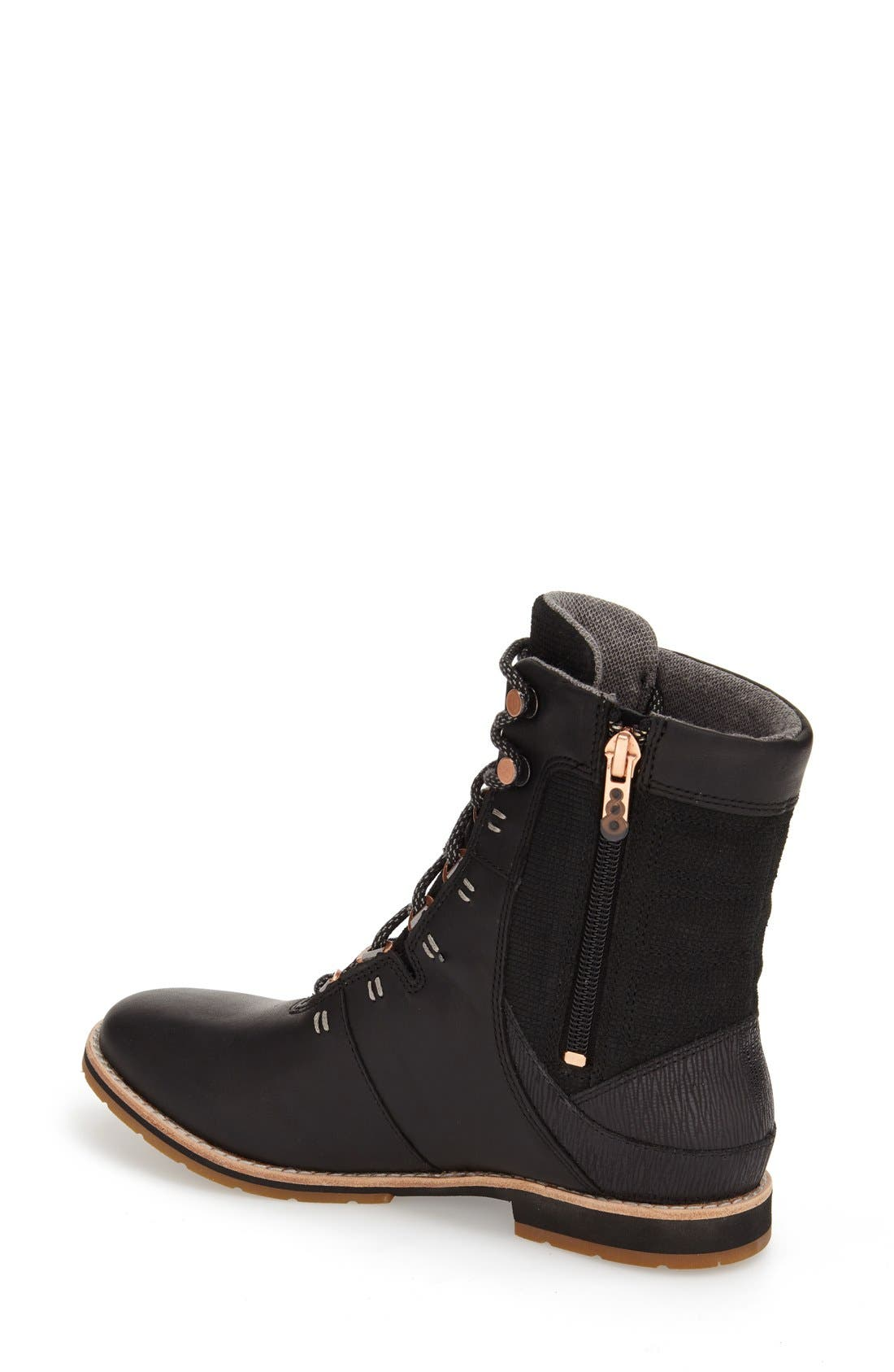 Alternate Image 2  - Ahnu 'Chenery' Water Resistant Boot (Women)