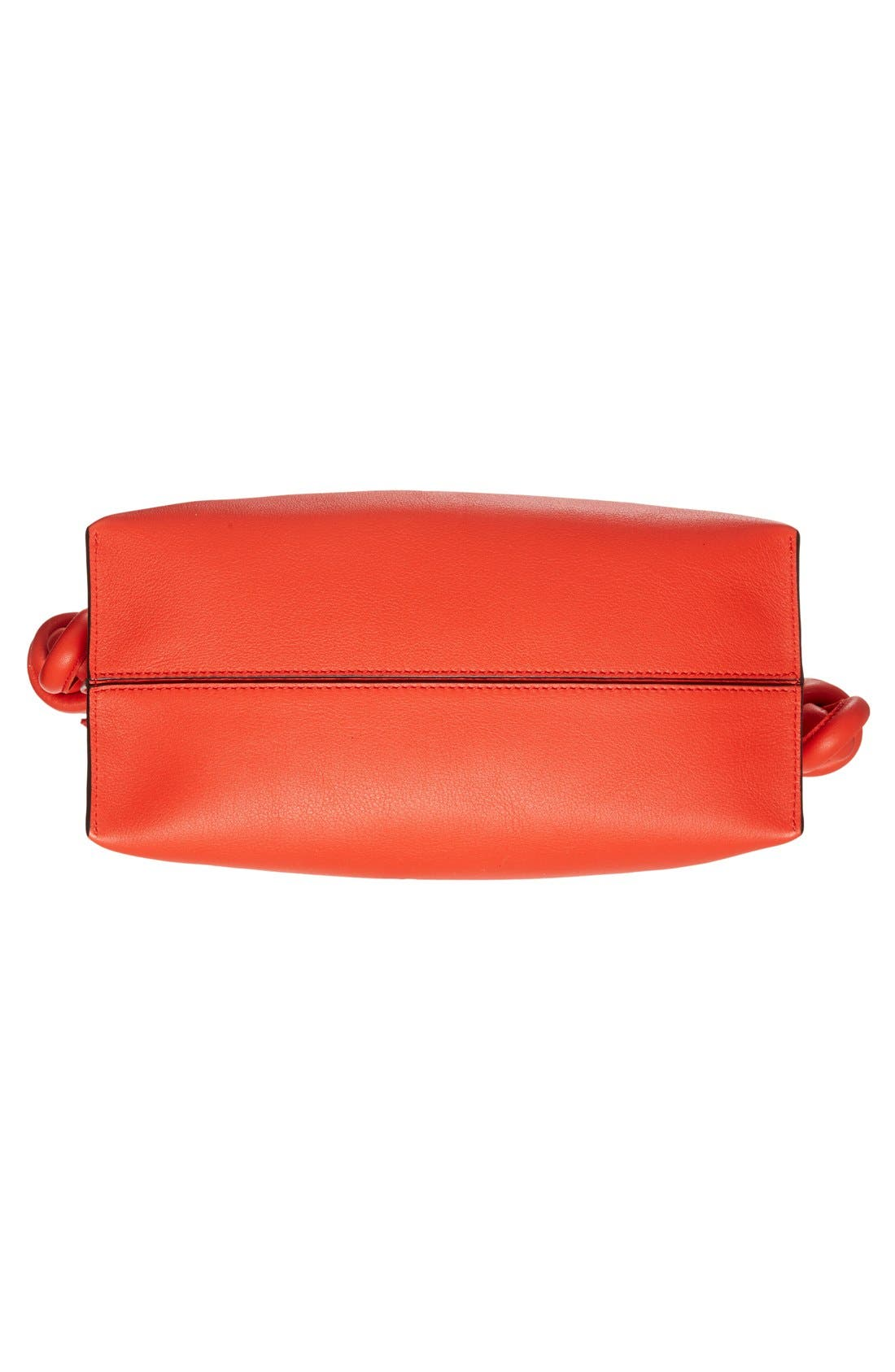 Alternate Image 6  - Loewe 'Small Flamenco Knot' Calfskin Leather Bag
