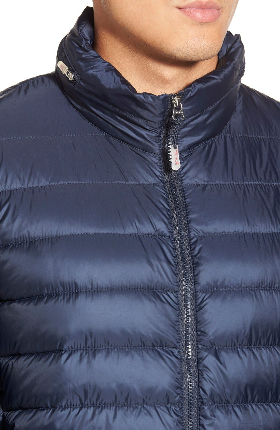 Alternate Image 4  - Tumi Pax Packable Quilted Jacket