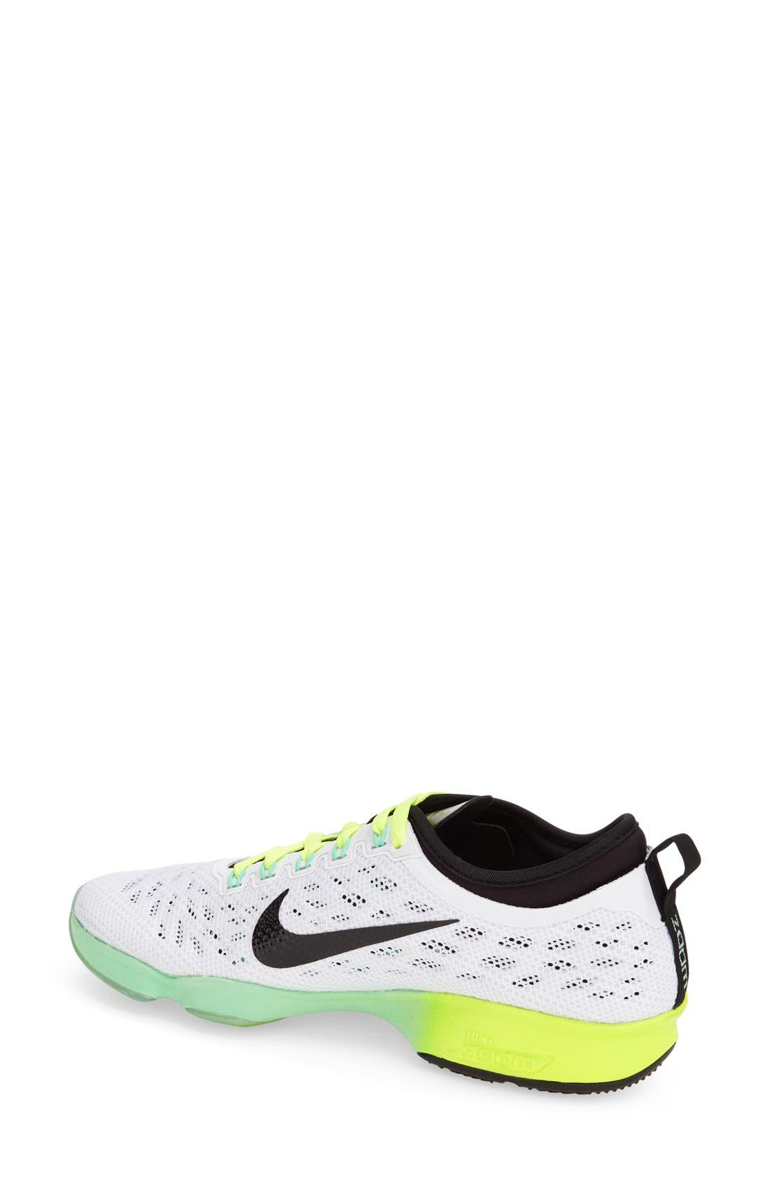 Alternate Image 2  - Nike 'Zoom Fit Agility' Training Shoe (Women)