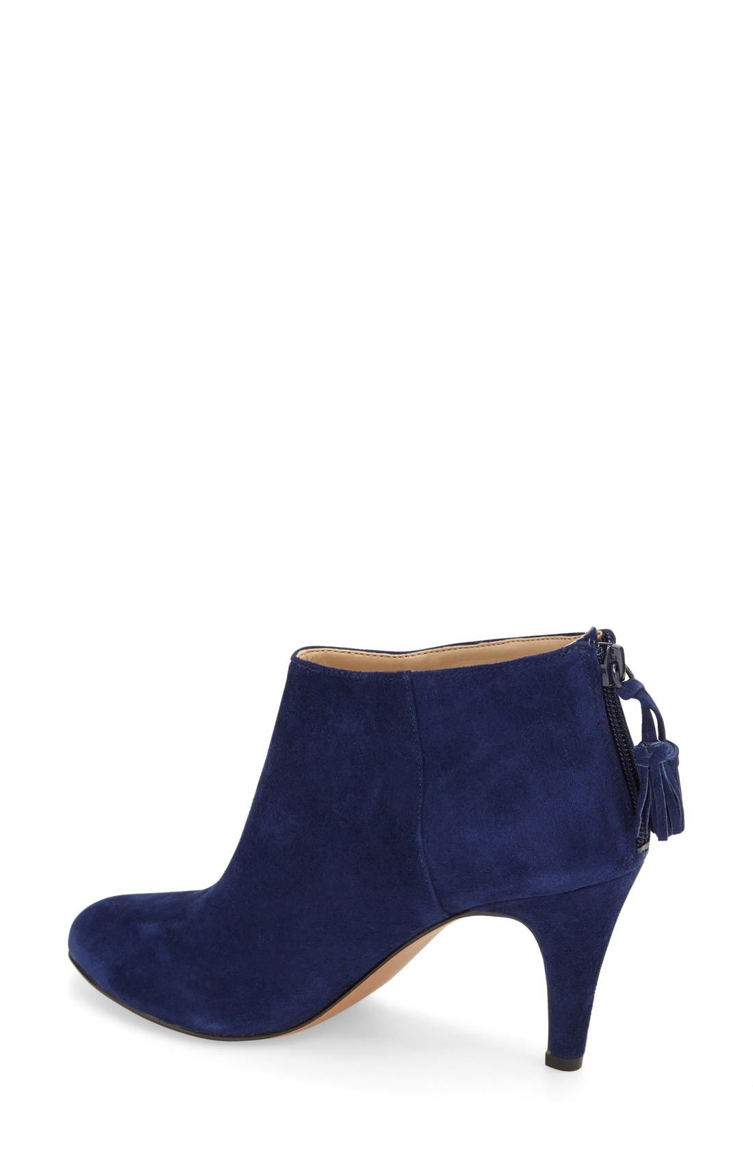 Alternate Image 2  - Sole Society 'Aiden' Pointy Toe Bootie(Women)