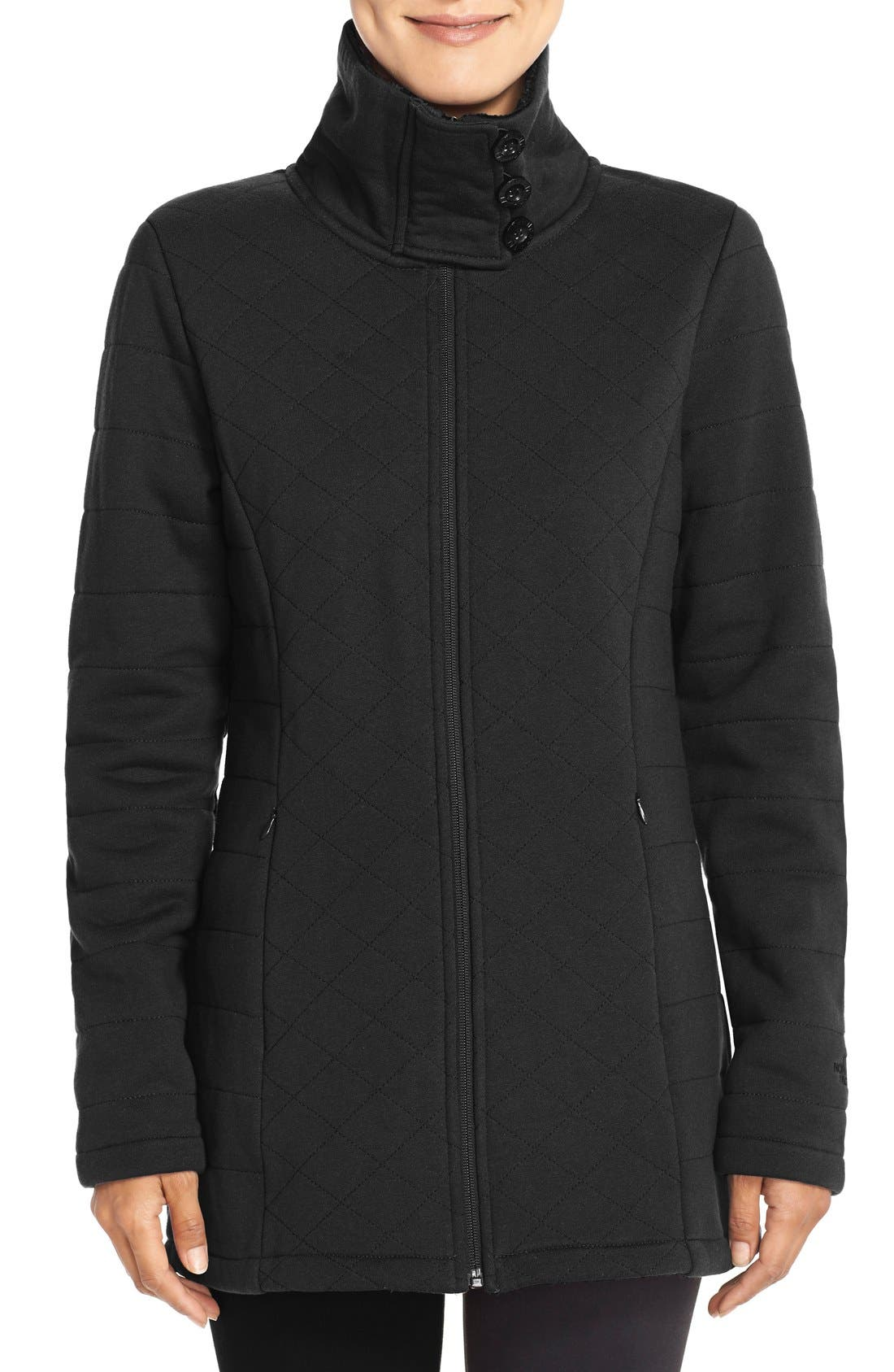 The North Face Caroluna Fleece Jacket Nordstrom