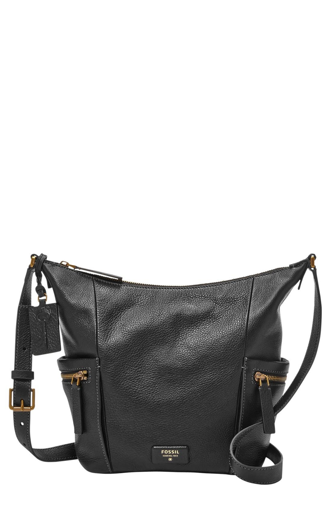 Alternate Image 1 Selected - Fossil 'Small Emerson' Hobo Bag