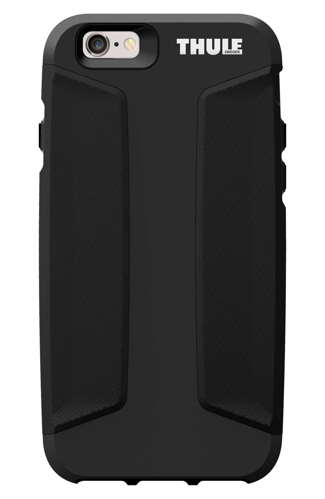 Atmos X4 iPhone 6 Plus/6s Plus Case,                             Alternate thumbnail 5, color,                             Black