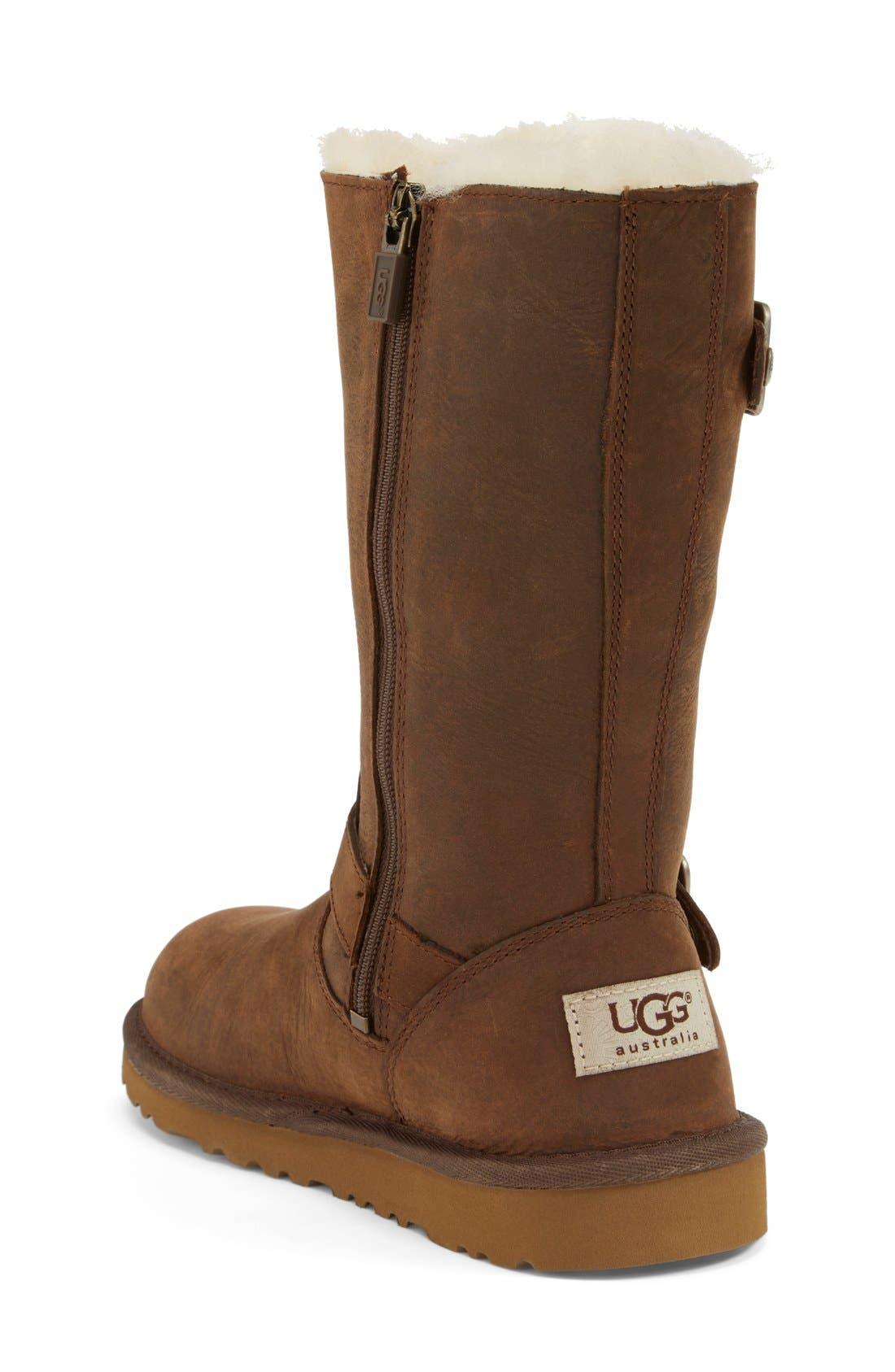 Alternate Image 2  - UGG® 'Kensington' Boot (Toddler, Little Kid & Big Kid)