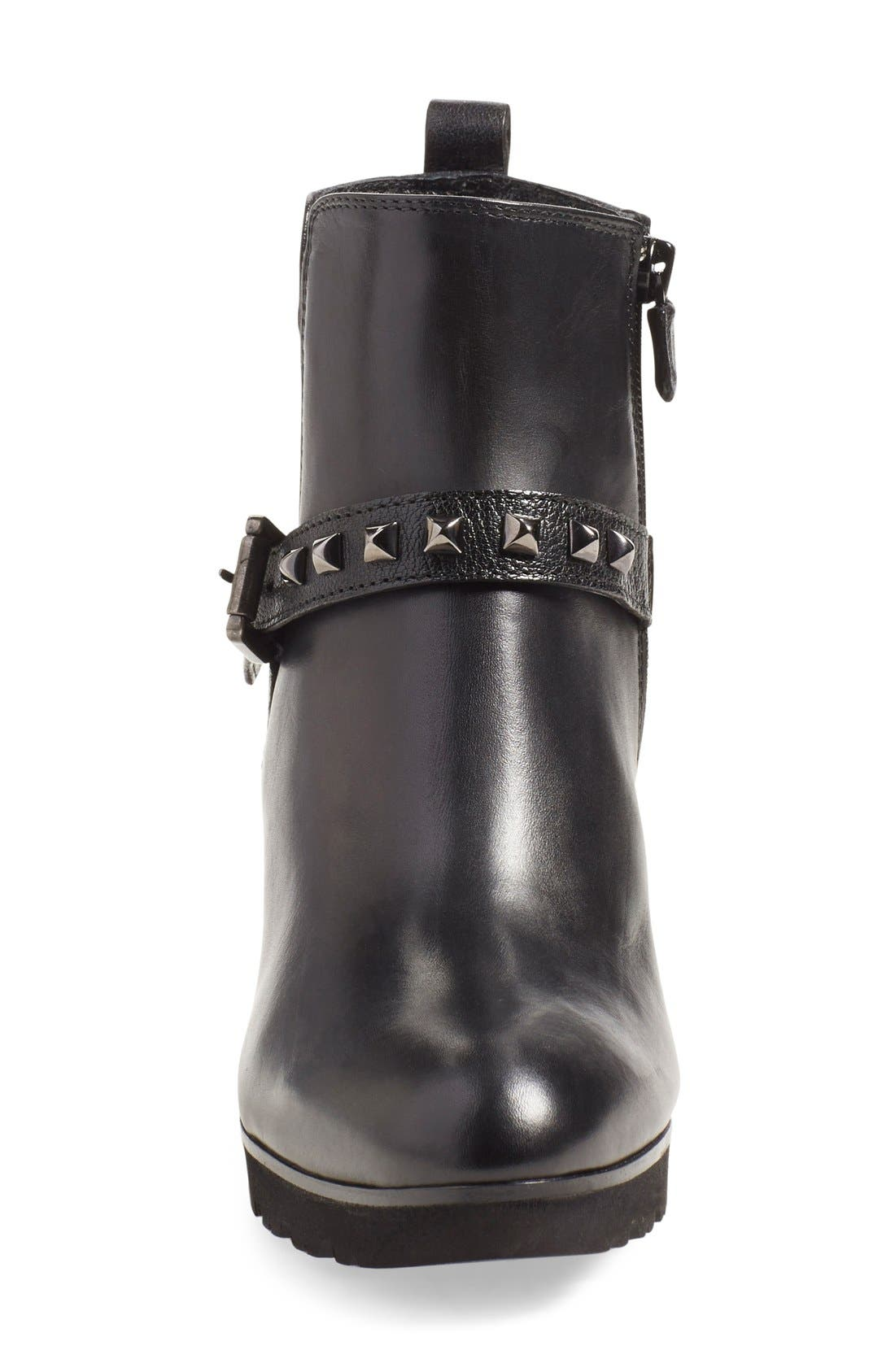 Alternate Image 3  - Anyi Lu 'Zayra' Moto Boot (Women)