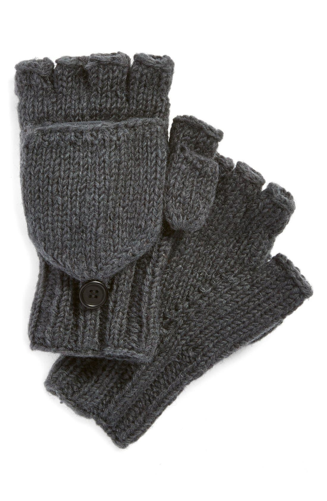 Main Image - Nirvanna Designs Convertible Fingerless Gloves