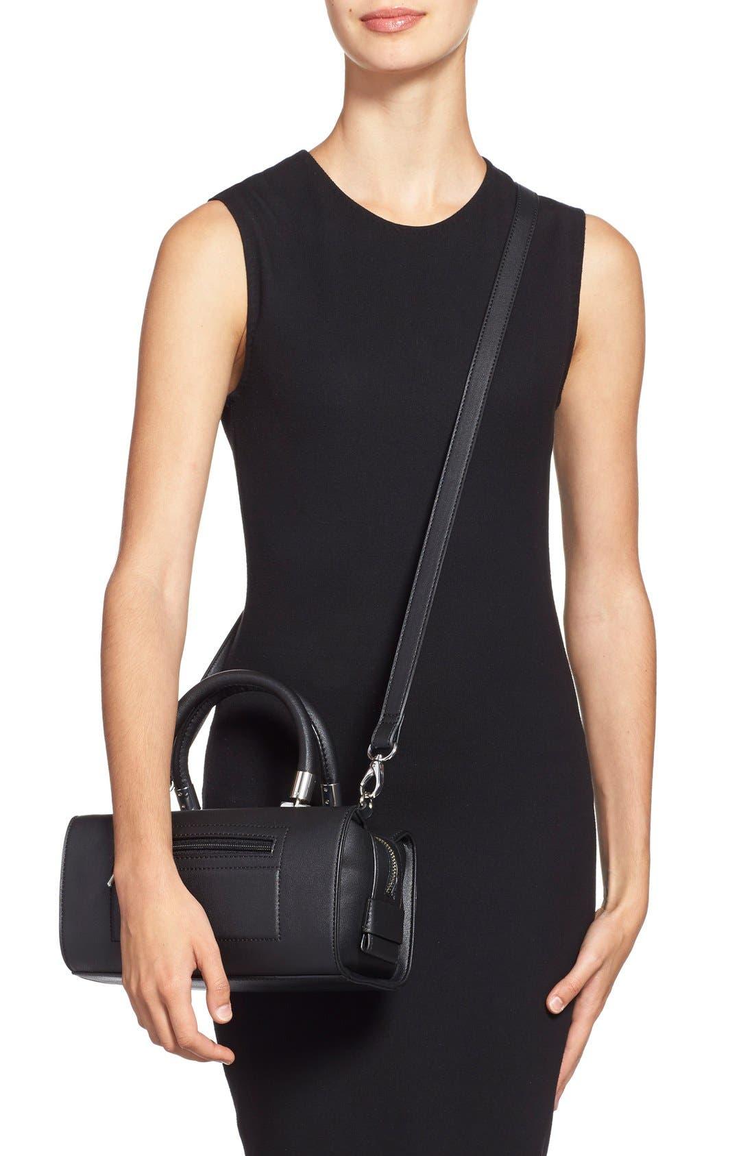 Alternate Image 2  - Danielle Nicole 'Whitney' Faux Leather Crossbody Bag