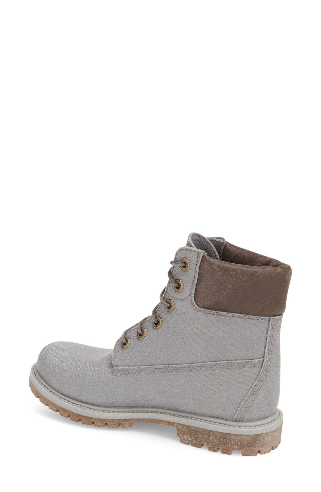 Alternate Image 2  - Timberland '6 Inch Premium' Waterproof Boot (Women)