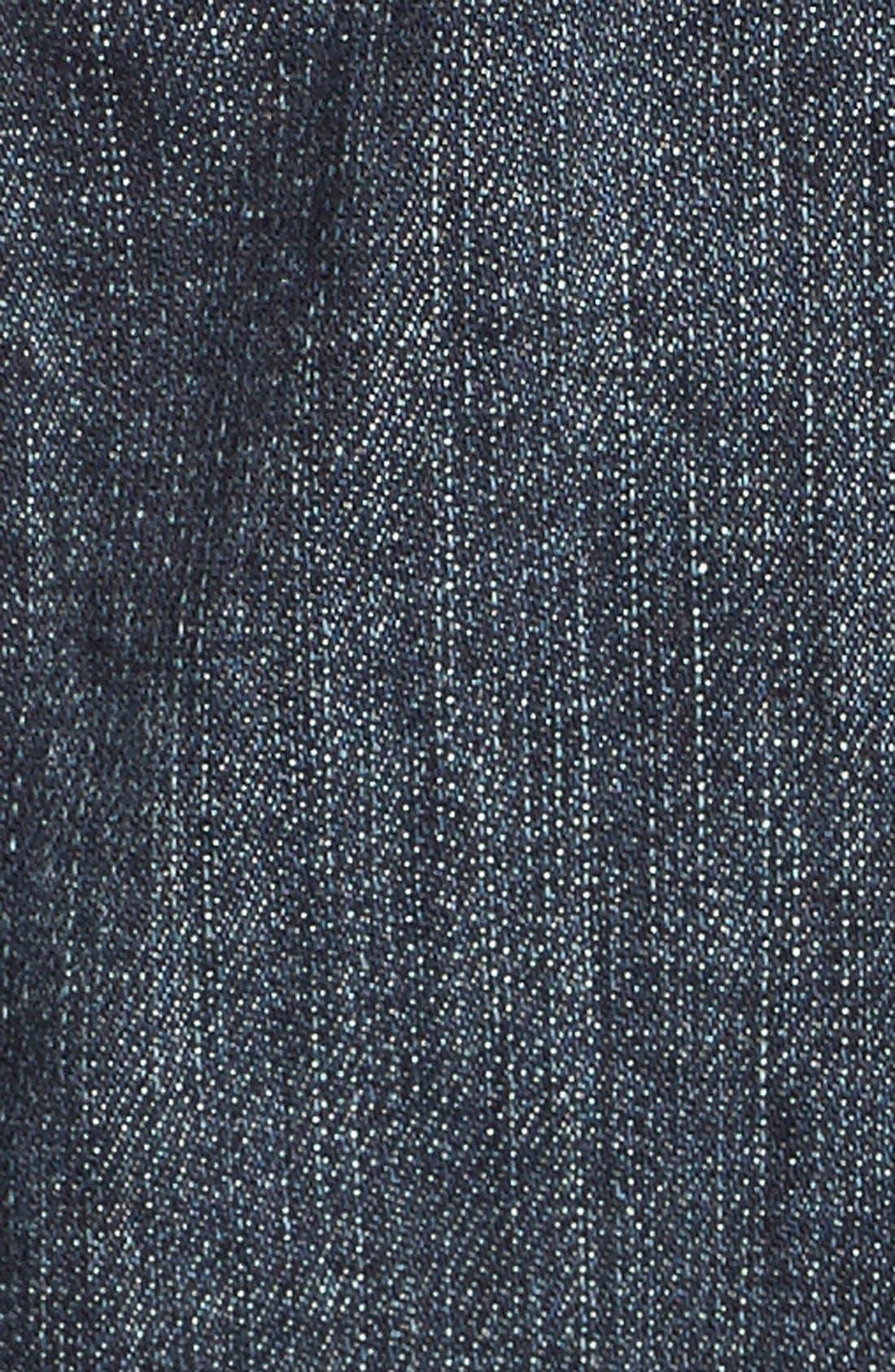 Alternate Image 5  - KUT from the Kloth Denim Jacket (Plus Size)