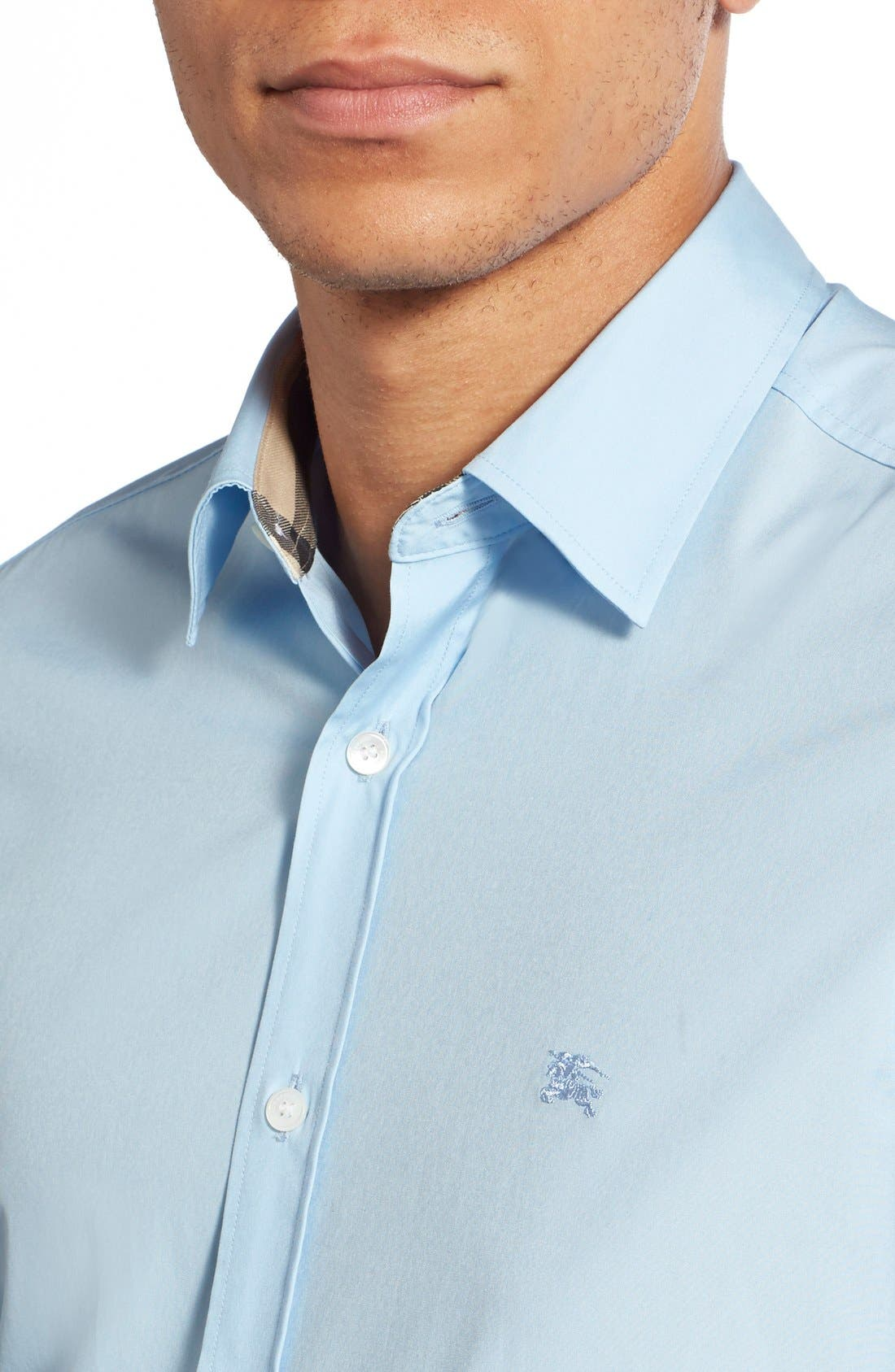 Alternate Image 4  - Burberry Cambridge Aboyd Sport Shirt