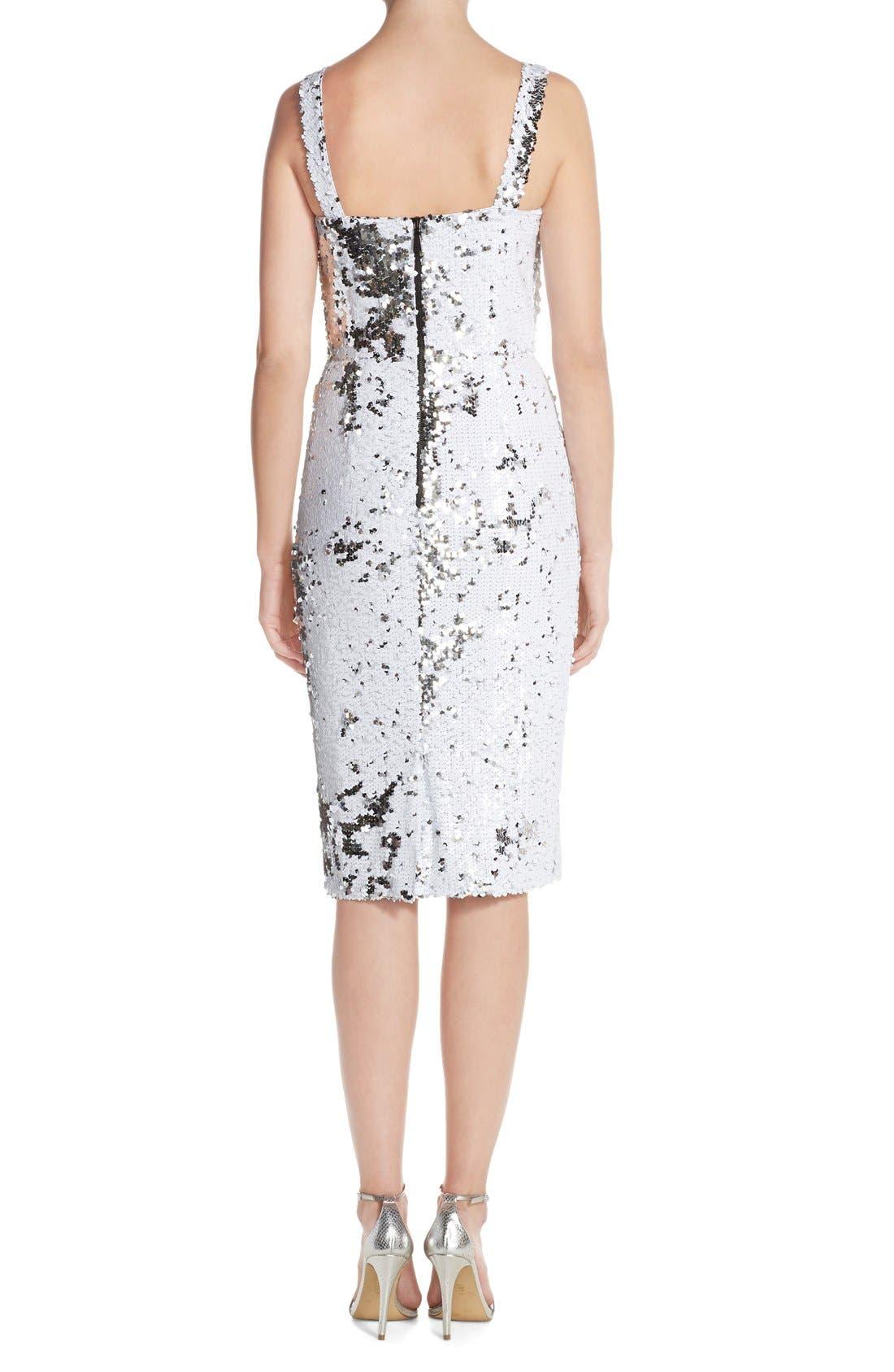 Alternate Image 2  - Jay Godfrey 'Moncton' Sequin Sheath Dress