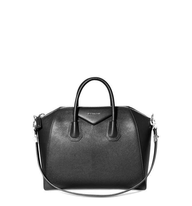 Main Image Givenchy Medium Antigona Sugar Leather Satchel