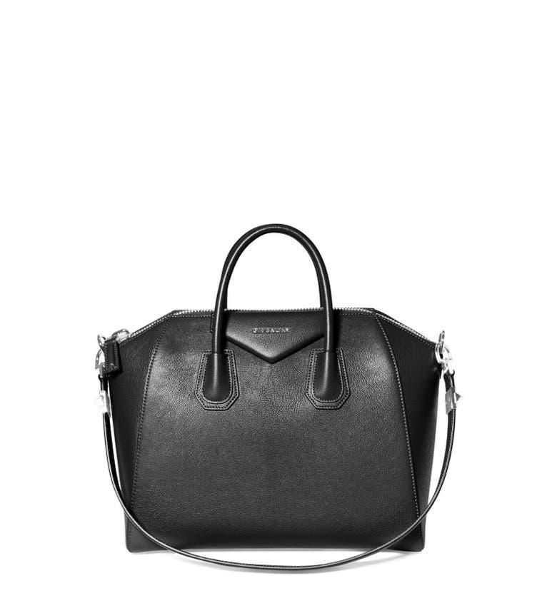 givenchy 39 medium antigona 39 sugar leather satchel nordstrom. Black Bedroom Furniture Sets. Home Design Ideas