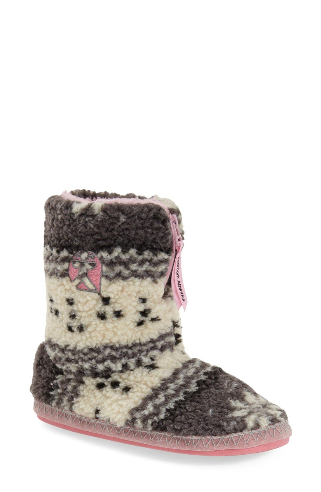 Main Image - Bedroom Athletics 'Jessica' Slipper Boot (Women)