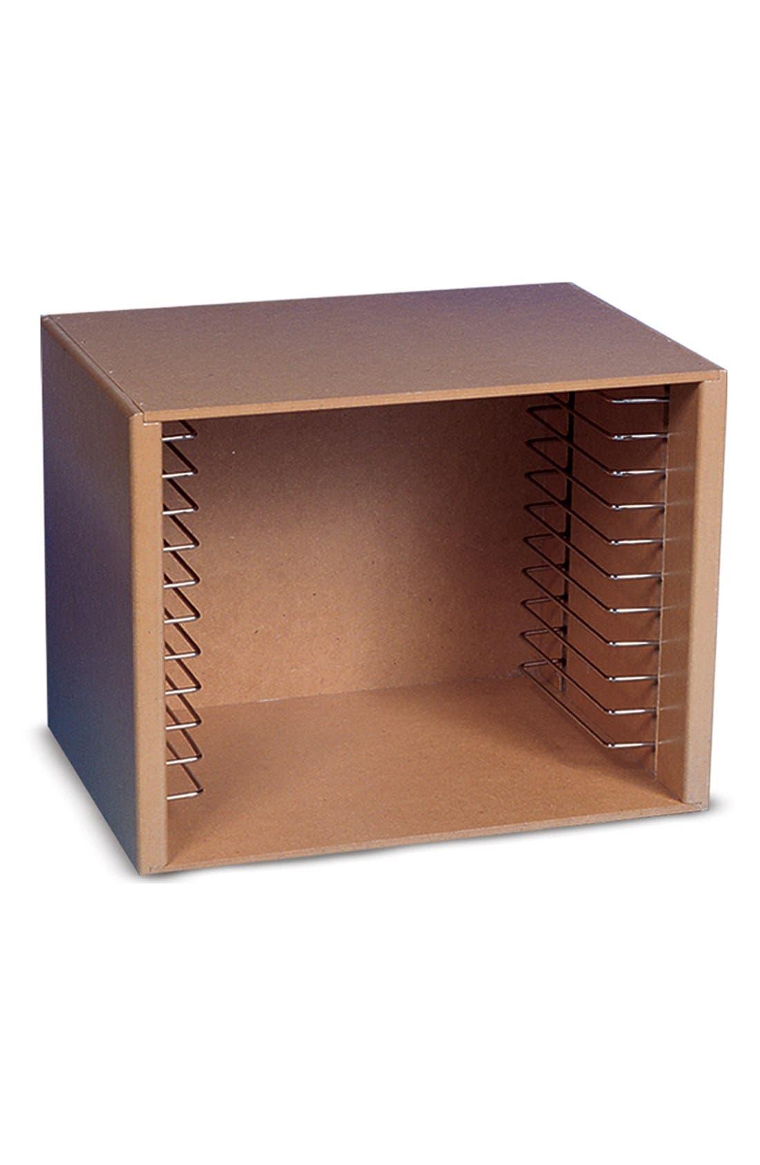 Natural Wood Puzzle Case,                         Main,                         color, Brown