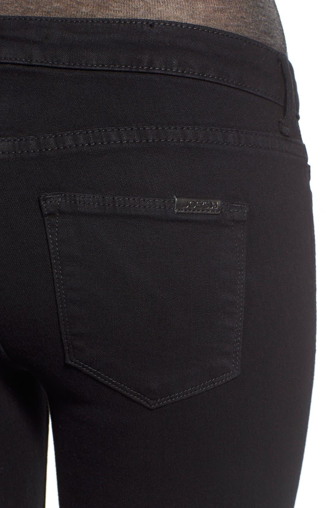Alternate Image 5  - Joe's 'Flawless - Vixen' Ankle Skinny Jeans (Regan)