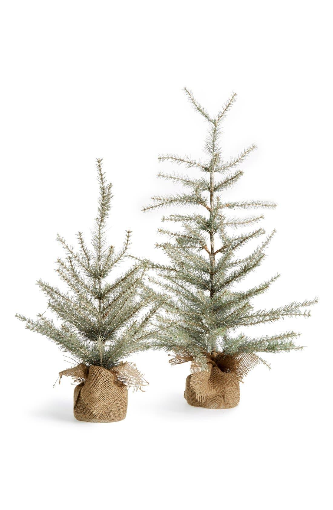 Main Image - Sage & Co. Glitter Pine Tree